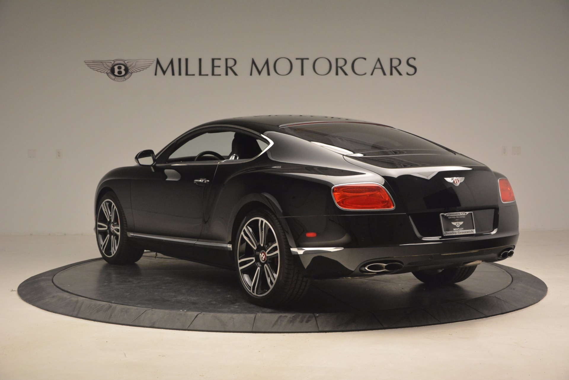 Used 2013 Bentley Continental GT V8 For Sale In Westport, CT 1291_p5