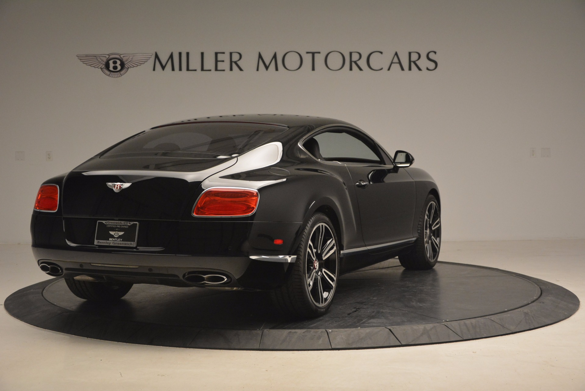 Used 2013 Bentley Continental GT V8 For Sale In Westport, CT 1291_p7