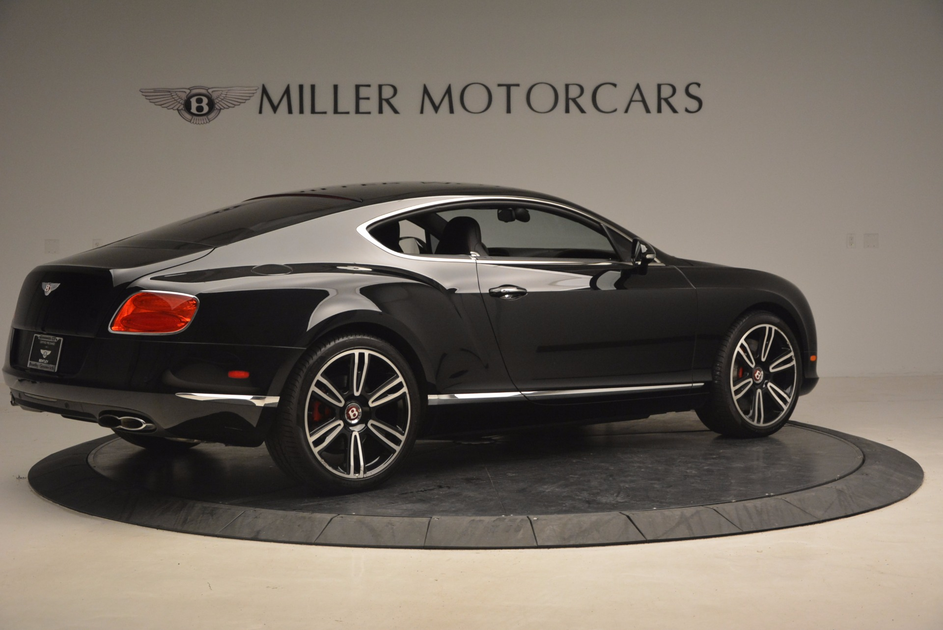 Used 2013 Bentley Continental GT V8 For Sale In Westport, CT 1291_p8