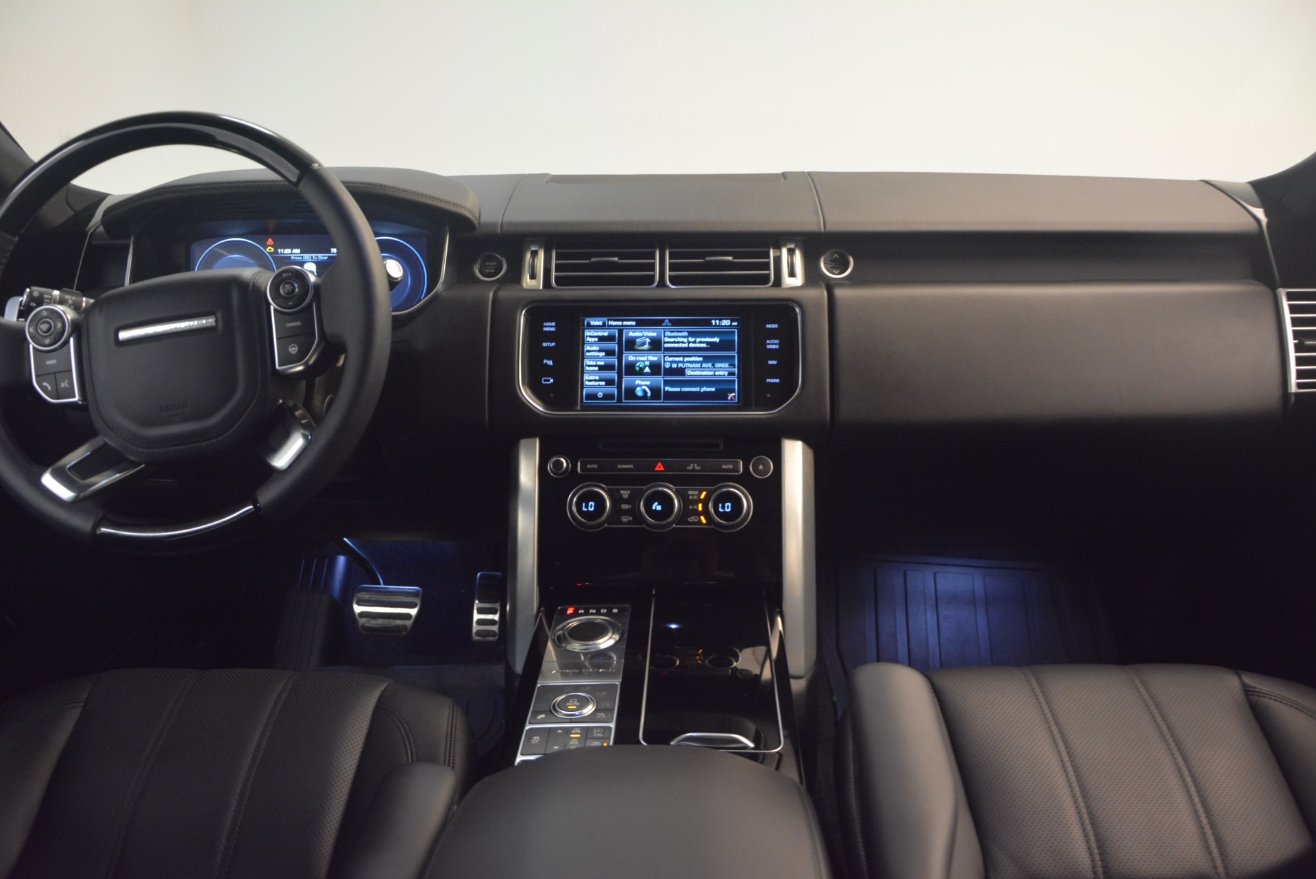 Used 2015 Land Rover Range Rover Supercharged For Sale In Westport, CT 1292_p38