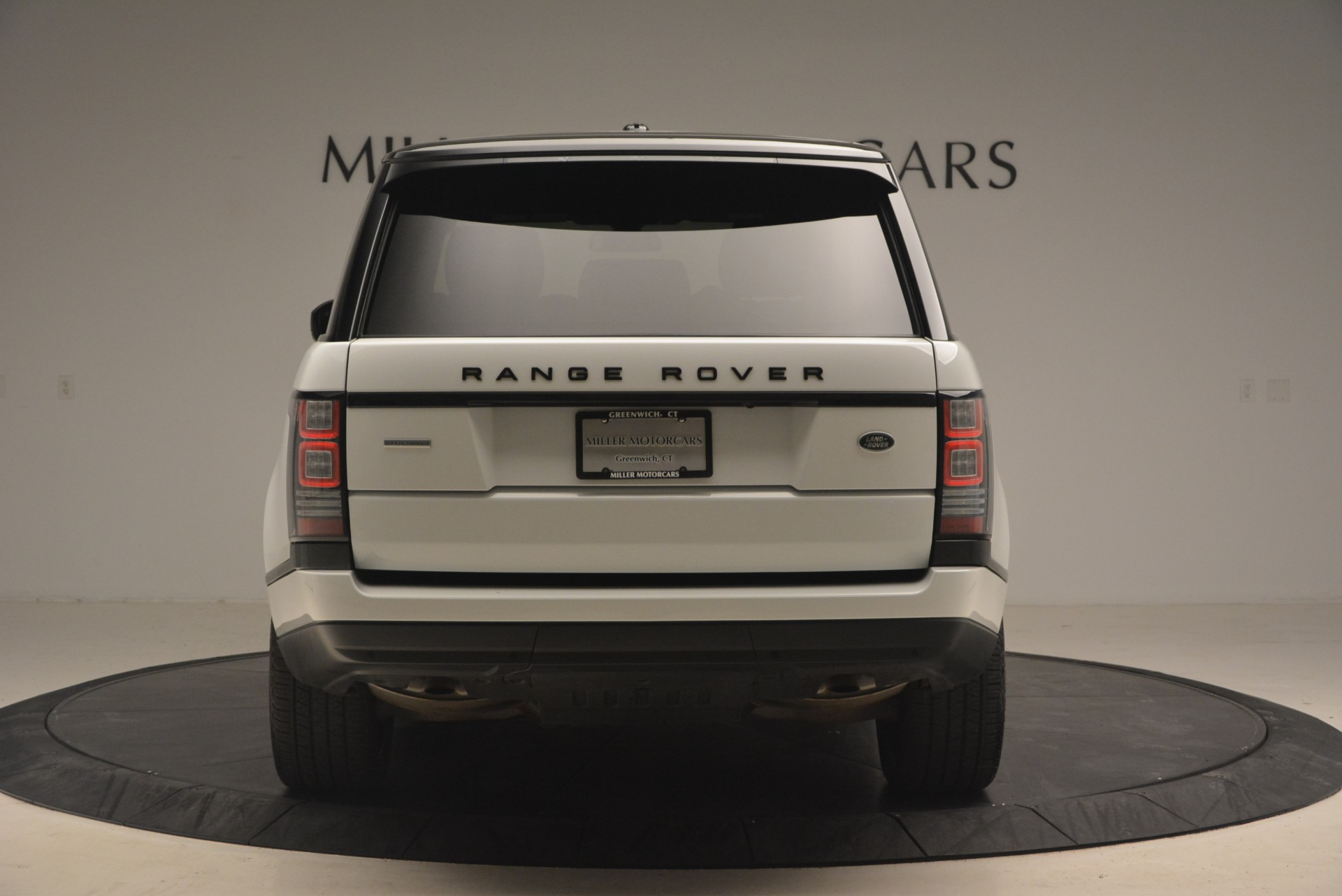 Used 2015 Land Rover Range Rover Supercharged For Sale In Westport, CT 1292_p6