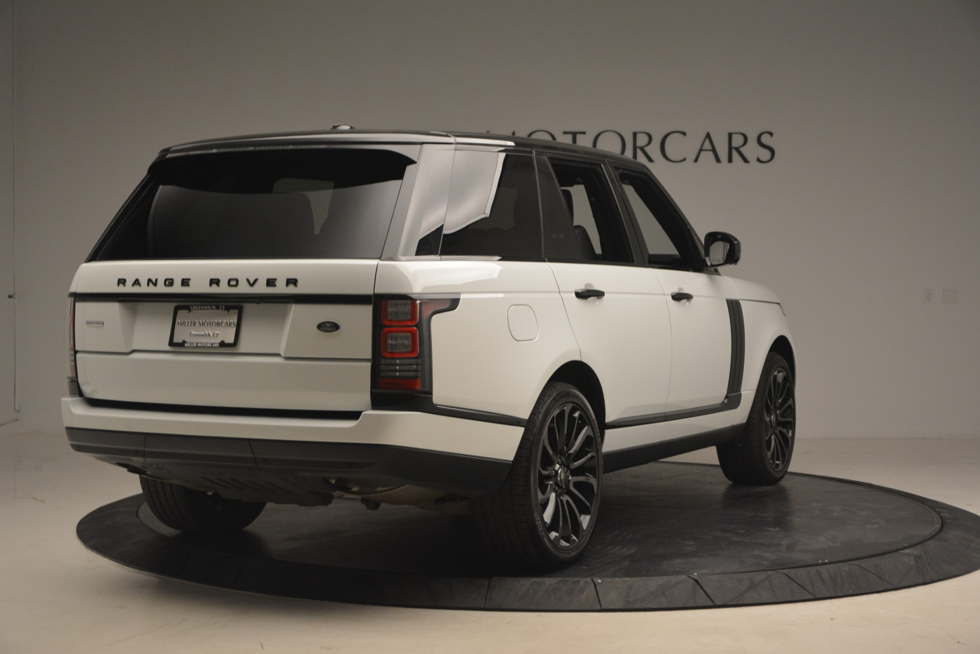 Used 2015 Land Rover Range Rover Supercharged For Sale In Westport, CT 1292_p7