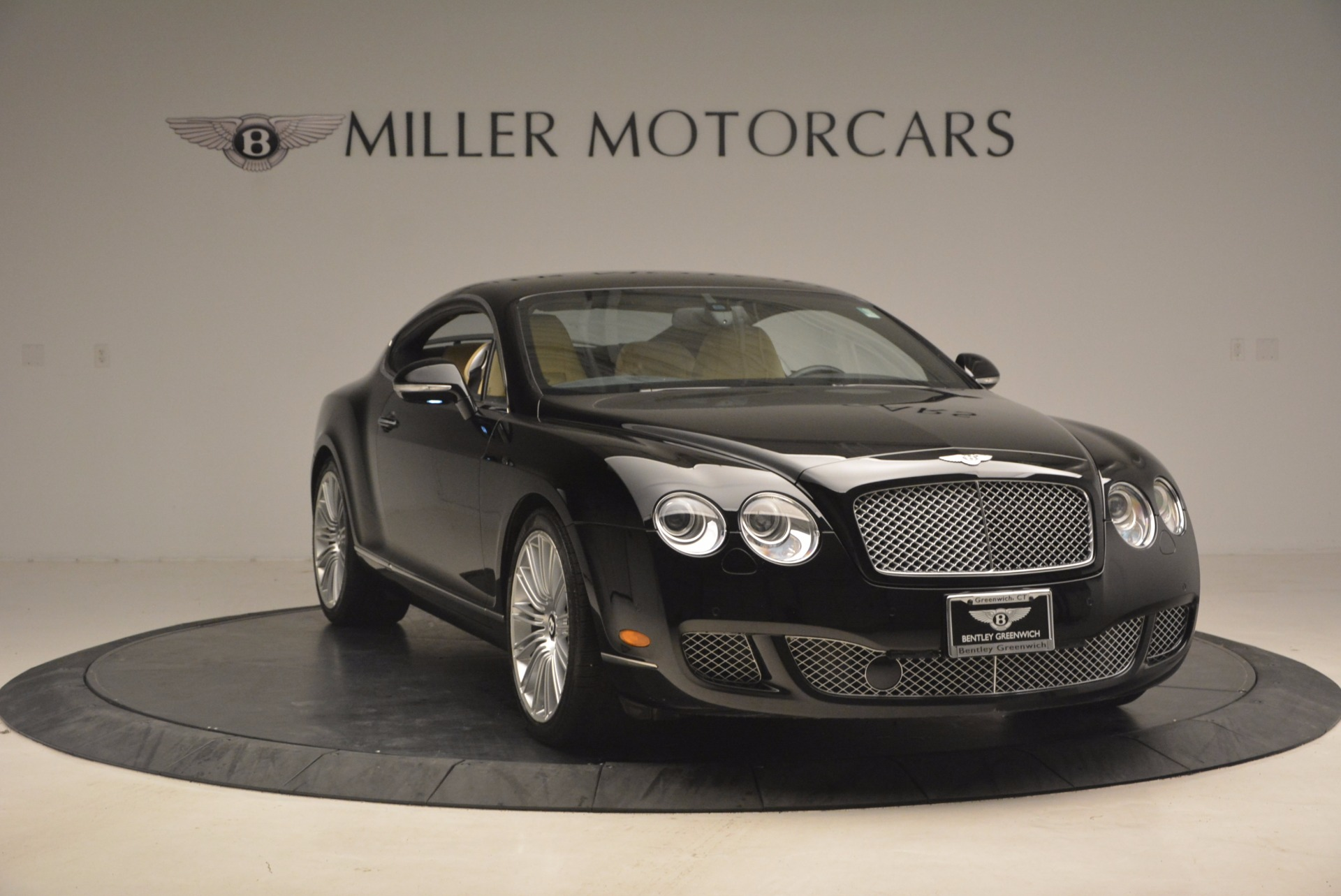 Used 2010 Bentley Continental GT Speed For Sale In Westport, CT 1294_p11