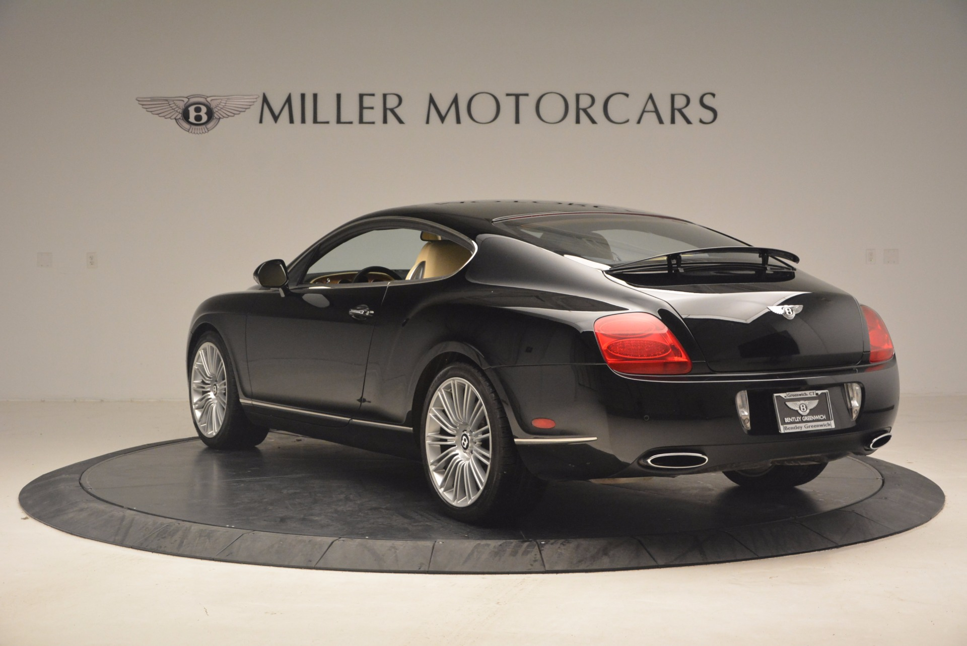 Used 2010 Bentley Continental GT Speed For Sale In Westport, CT 1294_p5