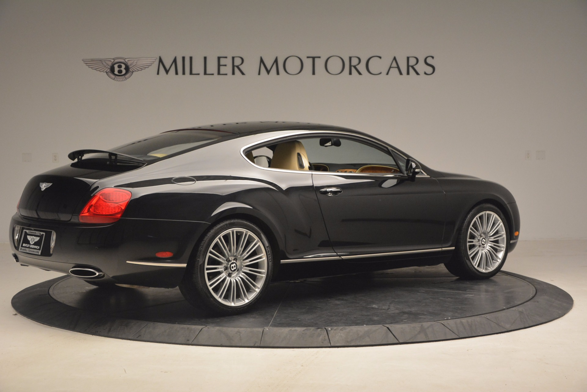 Used 2010 Bentley Continental GT Speed For Sale In Westport, CT 1294_p8