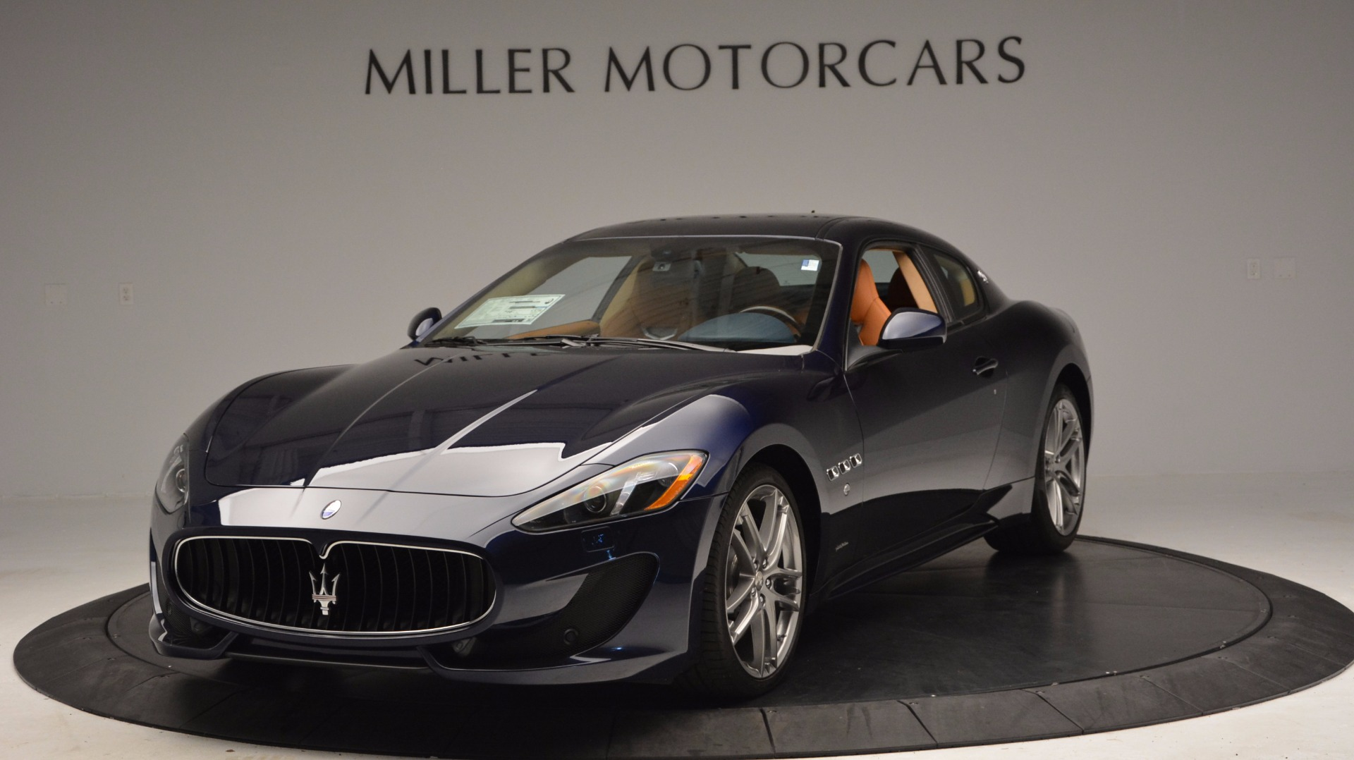 New 2017 Maserati GranTurismo Coupe Sport For Sale In Westport, CT