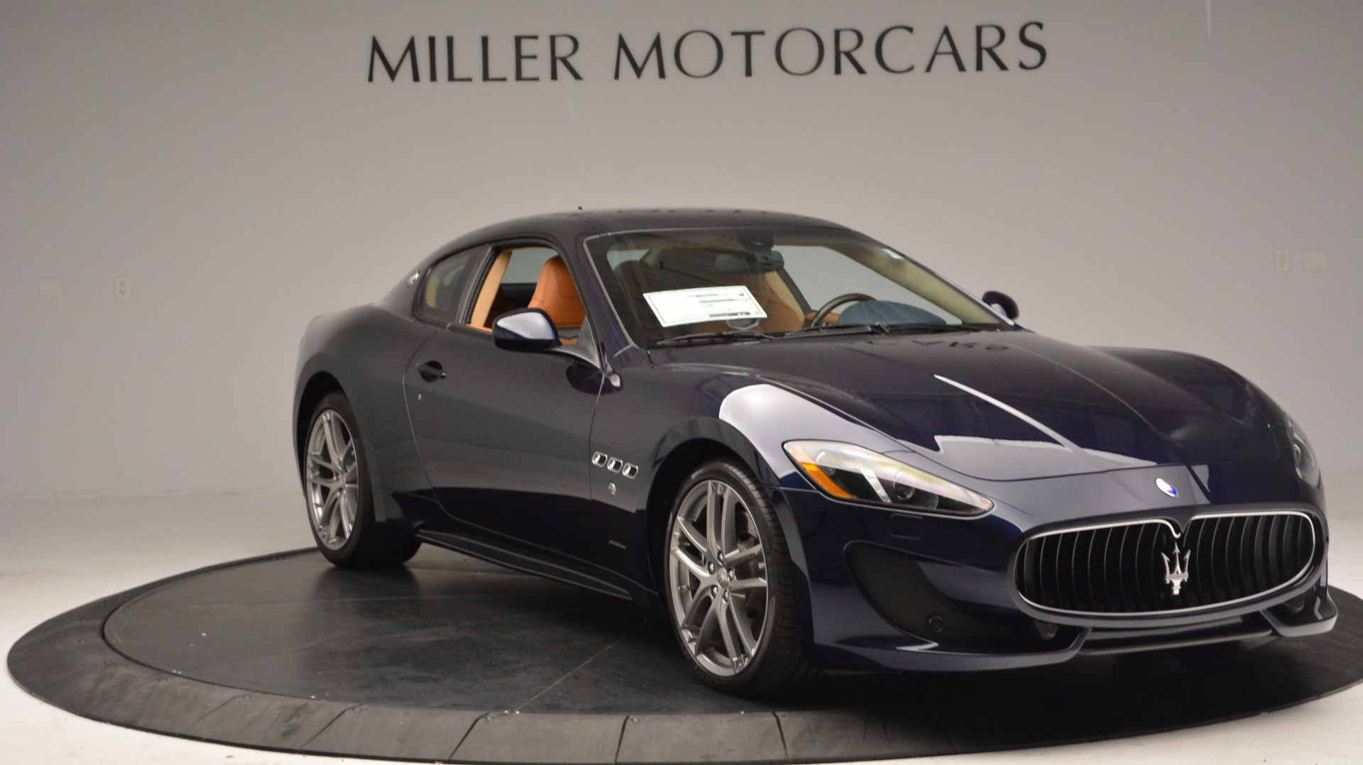 New 2017 Maserati GranTurismo Coupe Sport For Sale In Westport, CT 1295_p11
