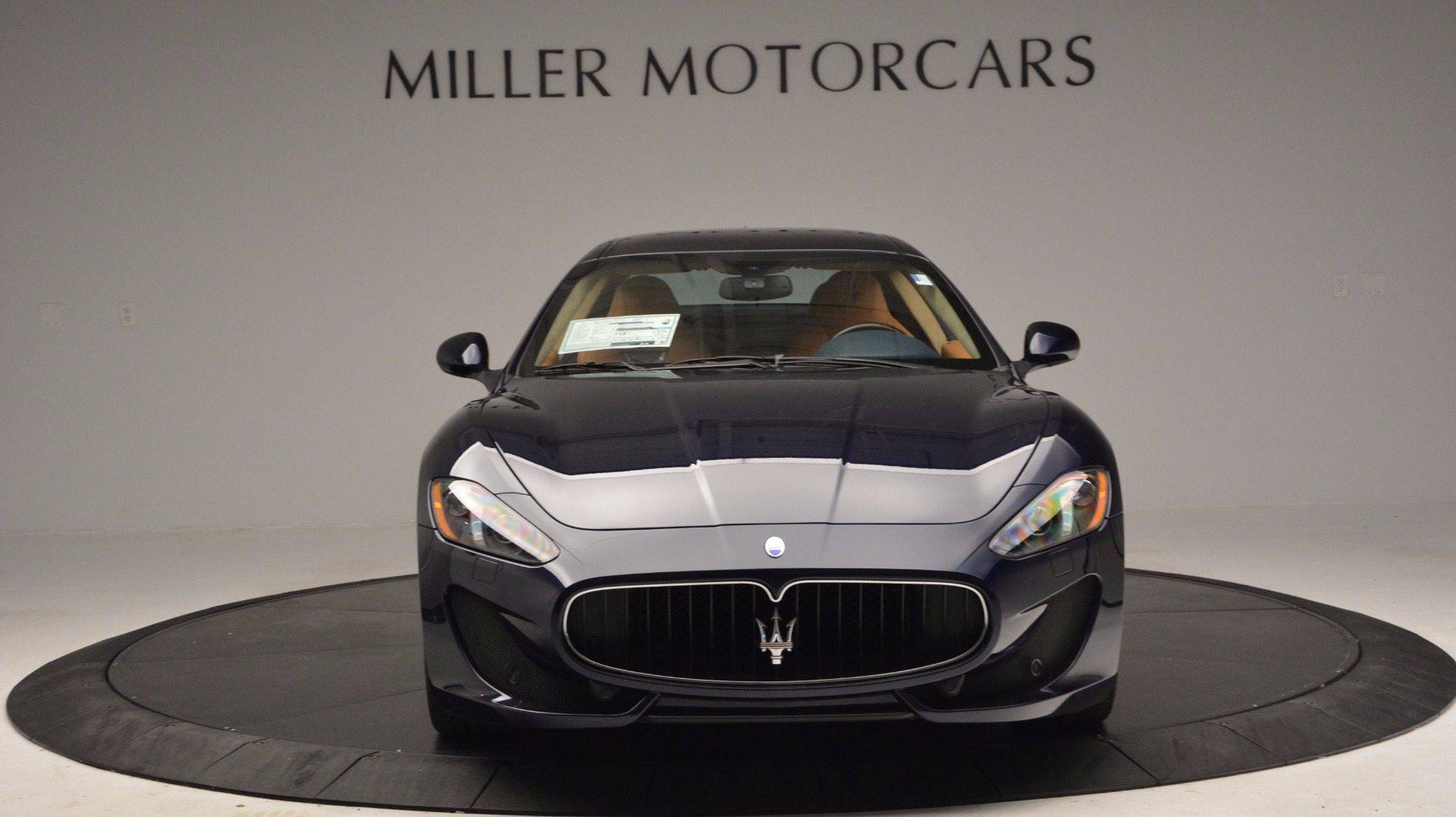 New 2017 Maserati GranTurismo Coupe Sport For Sale In Westport, CT 1295_p12