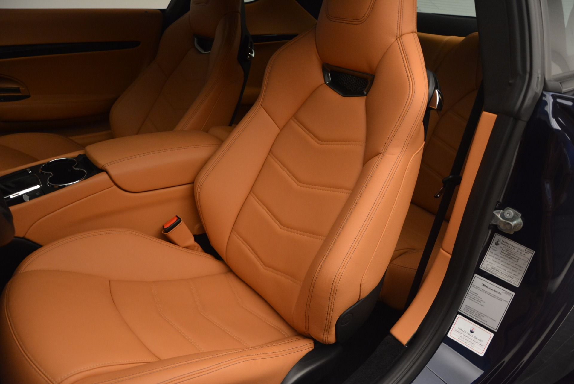 New 2017 Maserati GranTurismo Coupe Sport For Sale In Westport, CT 1295_p15