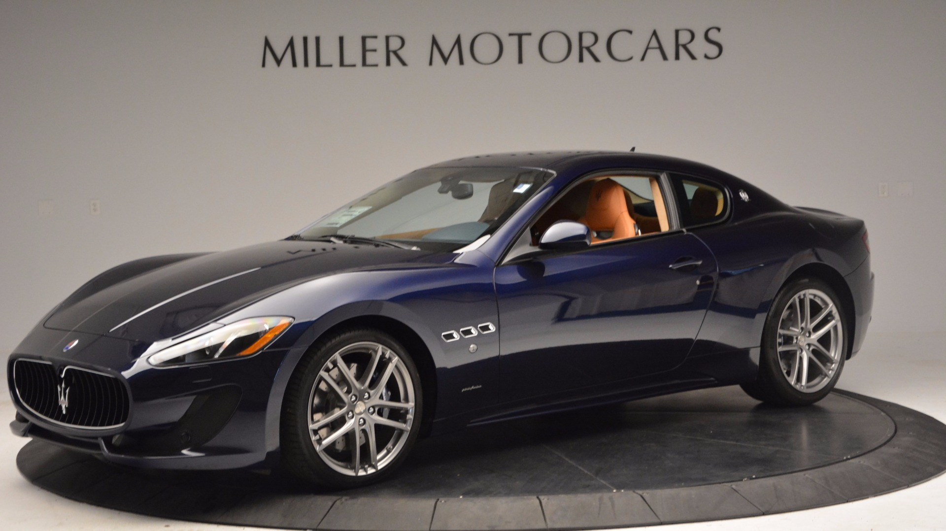 New 2017 Maserati GranTurismo Coupe Sport For Sale In Westport, CT 1295_p2
