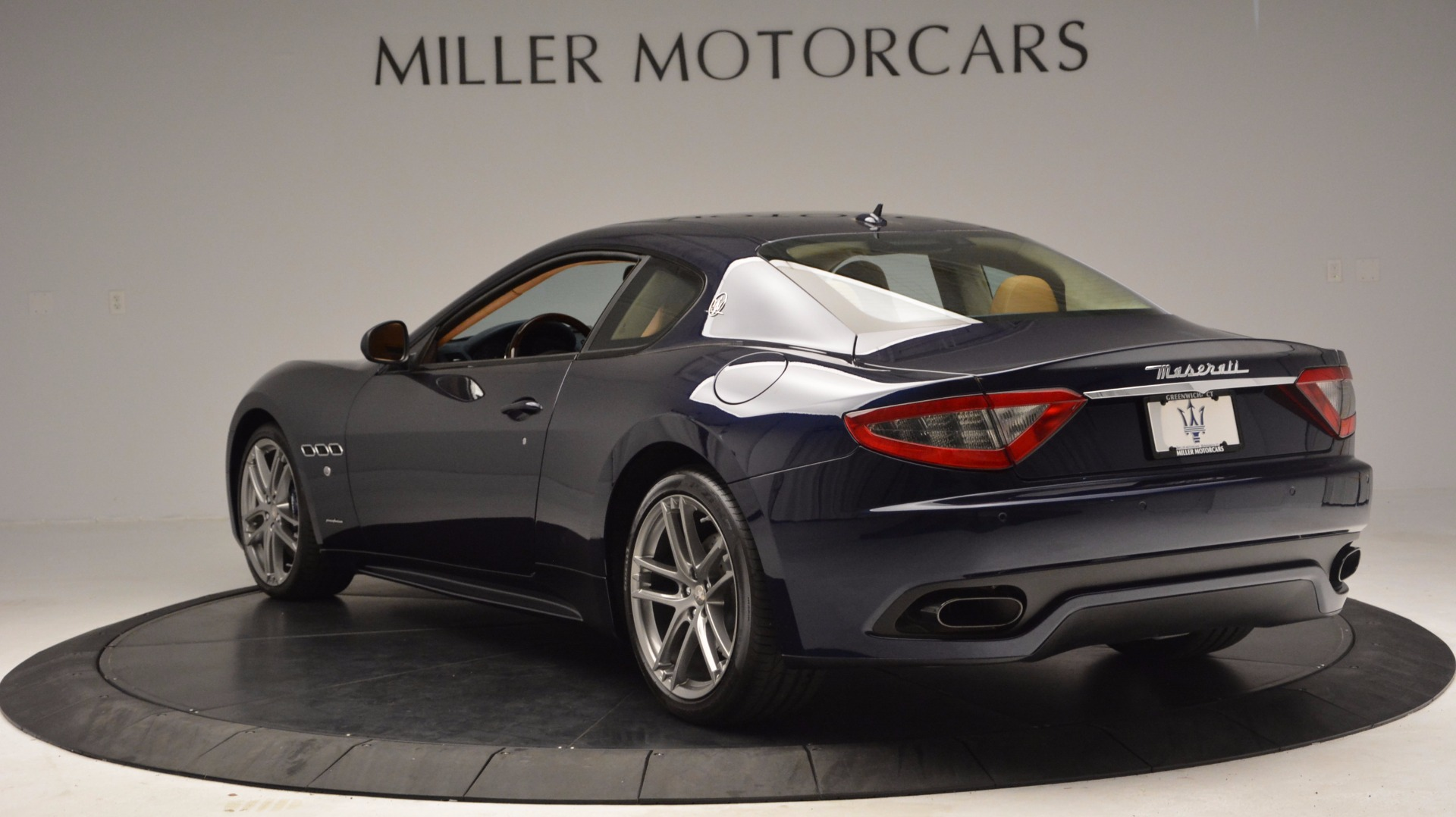 New 2017 Maserati GranTurismo Coupe Sport For Sale In Westport, CT 1295_p5