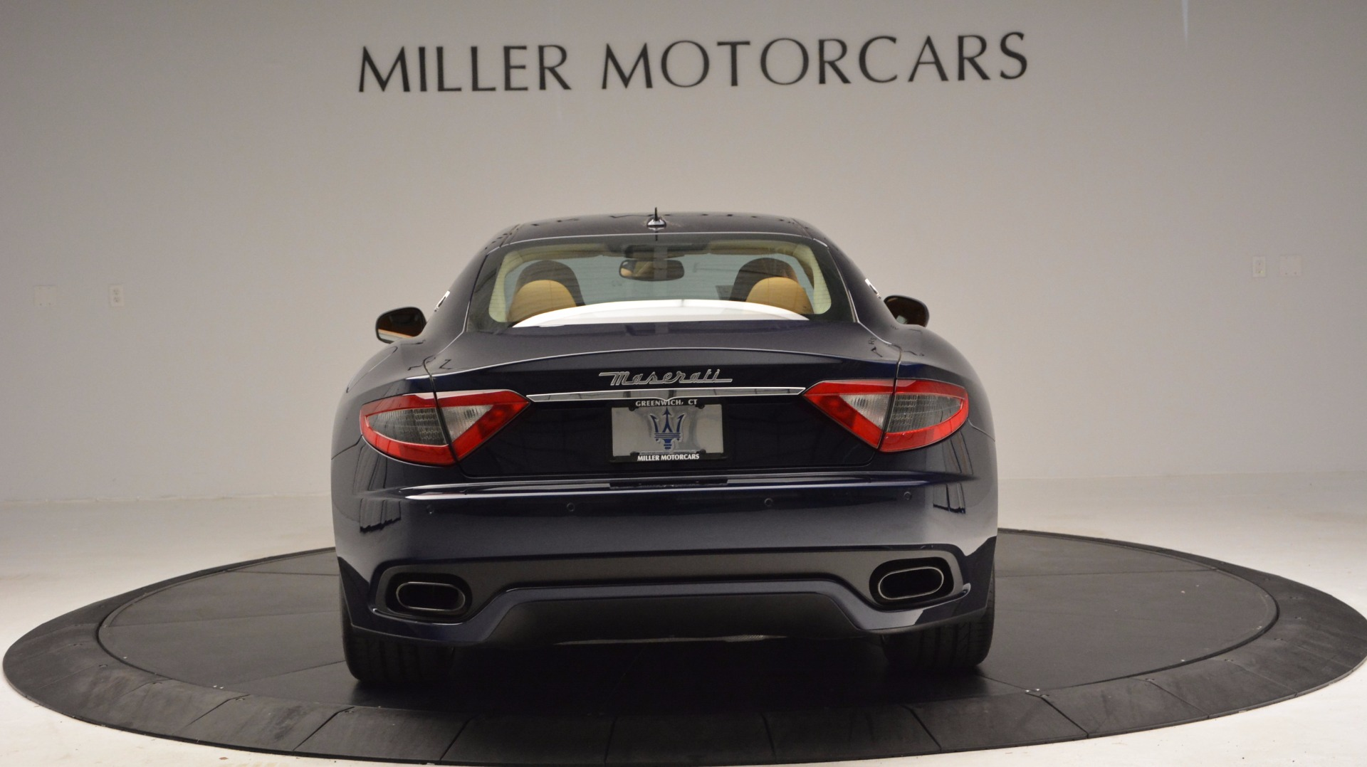 New 2017 Maserati GranTurismo Coupe Sport For Sale In Westport, CT 1295_p6