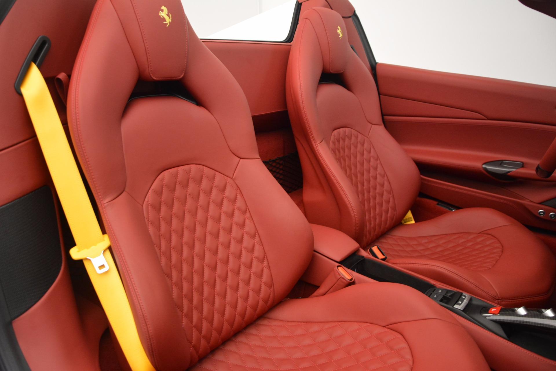 Used 2017 Ferrari 488 Spider  For Sale In Westport, CT 1296_p31