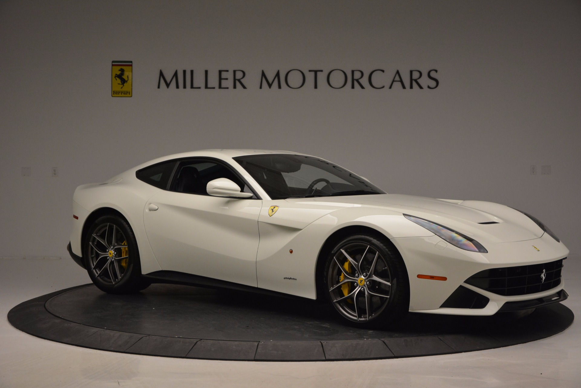 Used 2017 Ferrari F12 Berlinetta  For Sale In Westport, CT 1297_p10