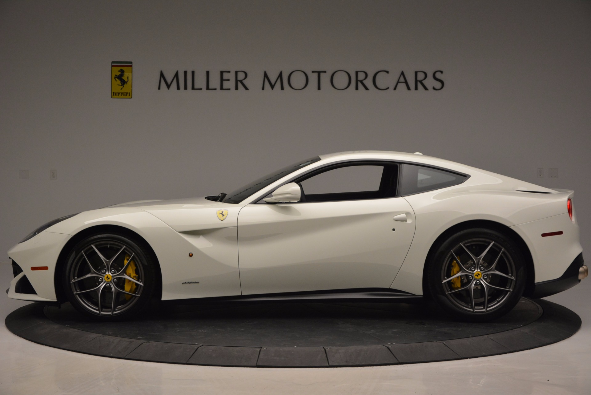 Used 2017 Ferrari F12 Berlinetta  For Sale In Westport, CT 1297_p3