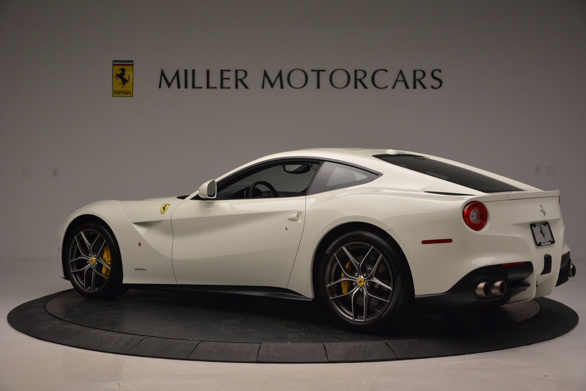 Used 2017 Ferrari F12 Berlinetta  For Sale In Westport, CT 1297_p4
