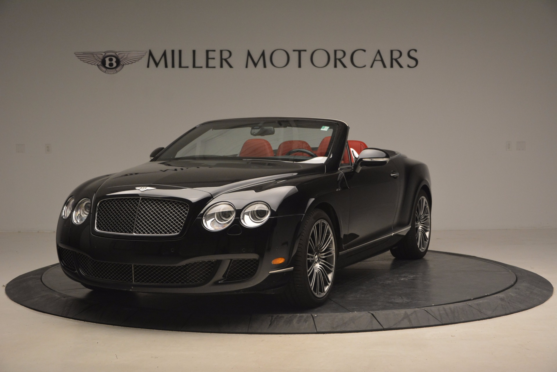 Used 2010 Bentley Continental GT Speed For Sale In Westport, CT 1298_main