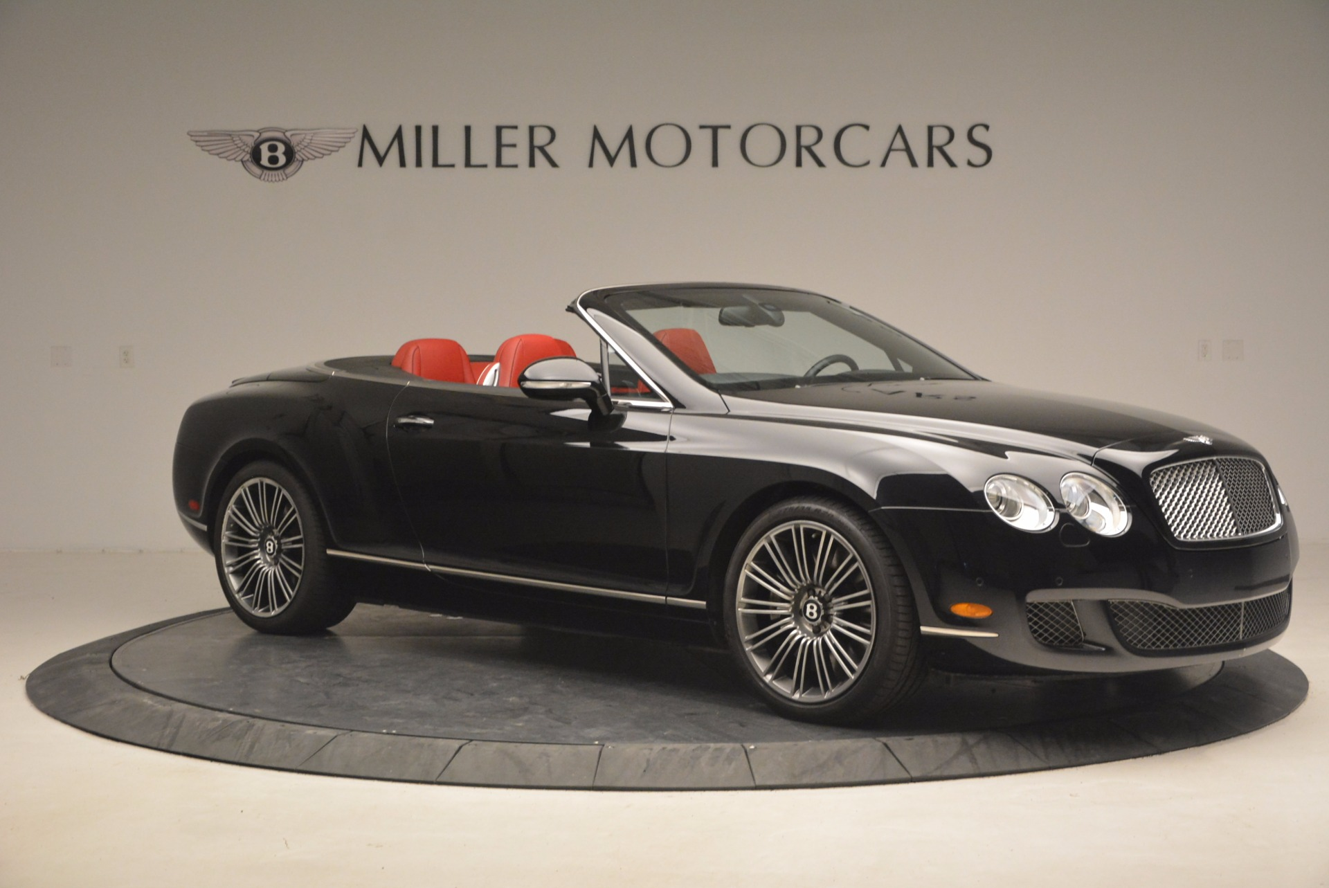 Used 2010 Bentley Continental GT Speed For Sale In Westport, CT 1298_p10