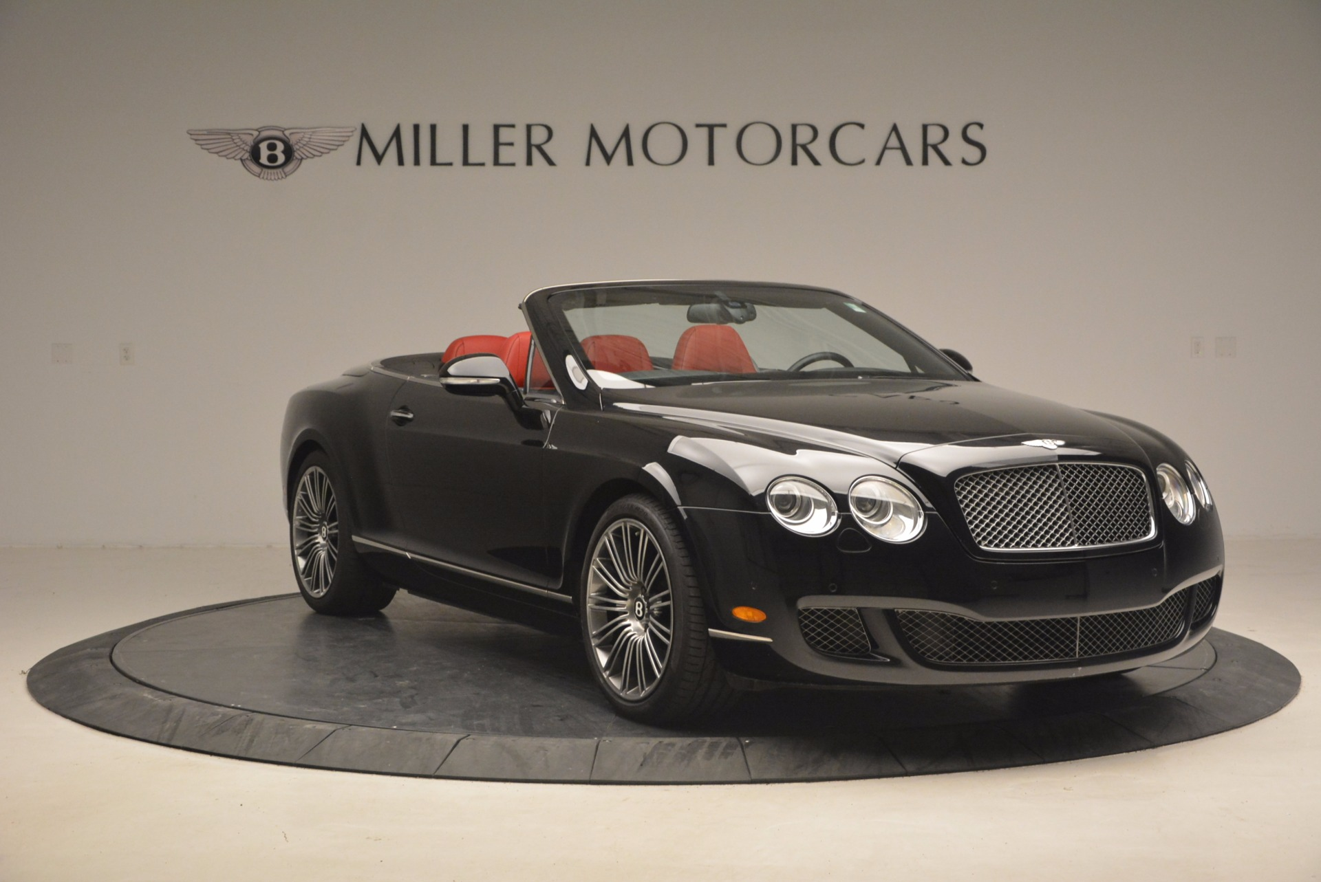 Used 2010 Bentley Continental GT Speed For Sale In Westport, CT 1298_p11