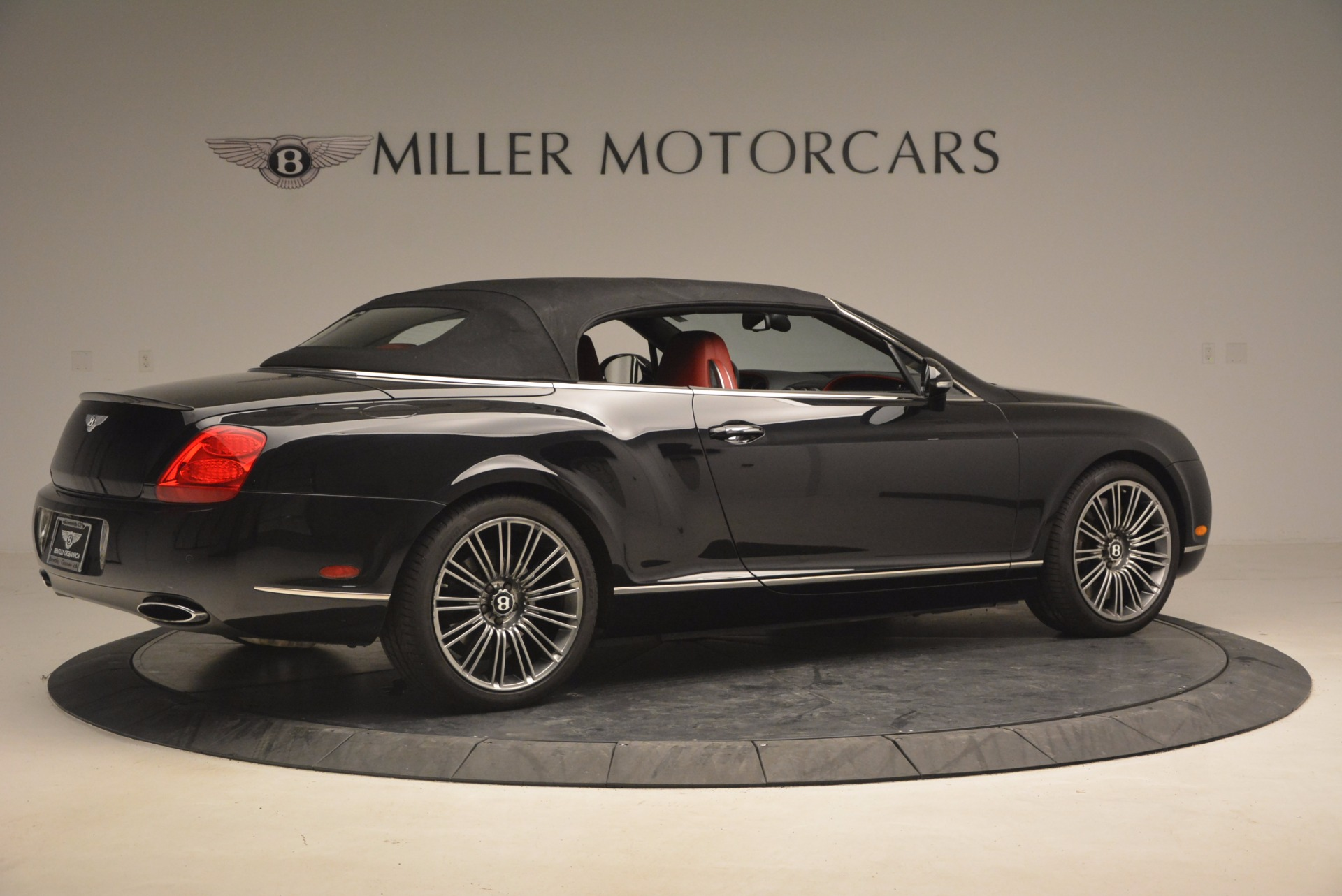 Used 2010 Bentley Continental GT Speed For Sale In Westport, CT 1298_p21