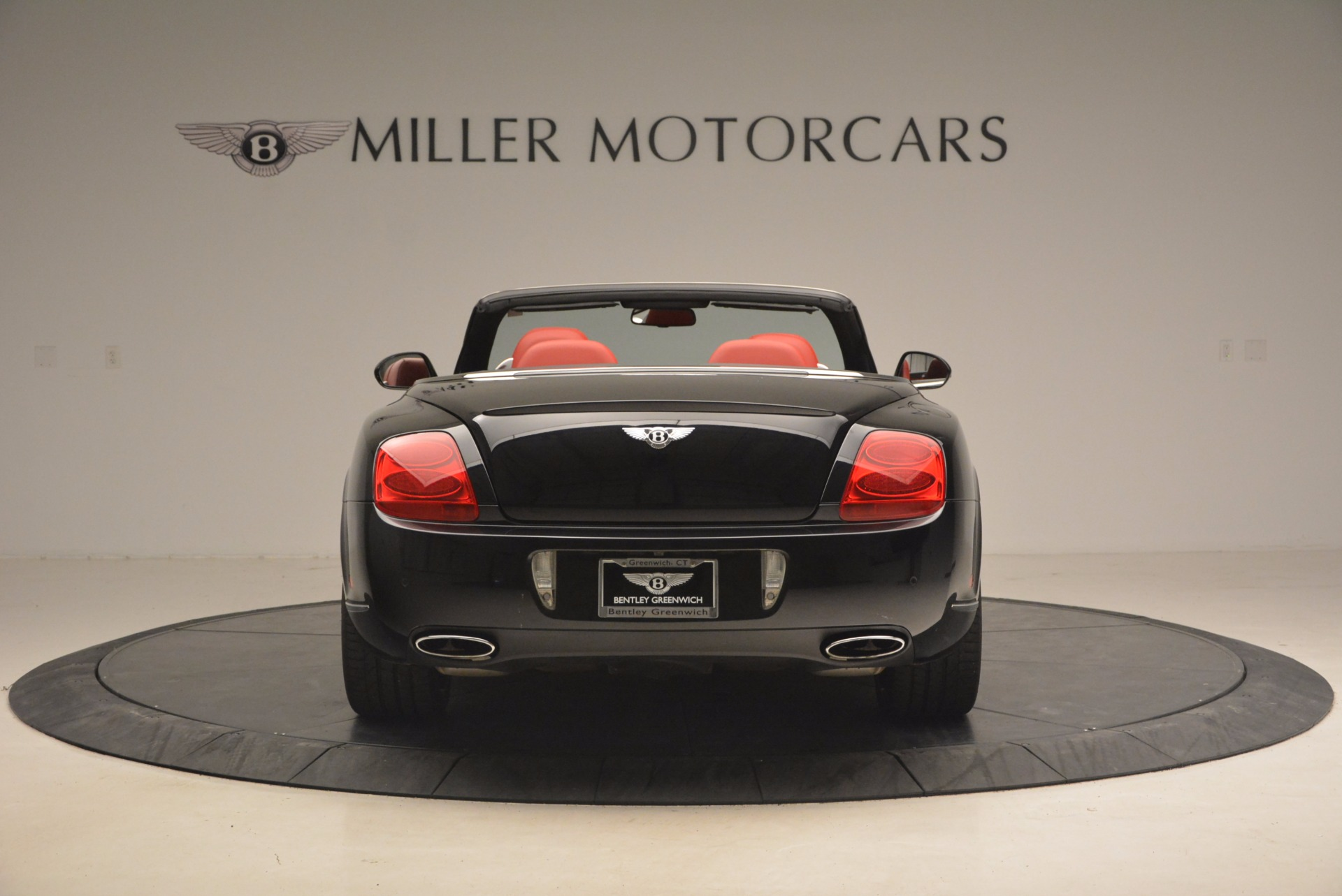 Used 2010 Bentley Continental GT Speed For Sale In Westport, CT 1298_p6
