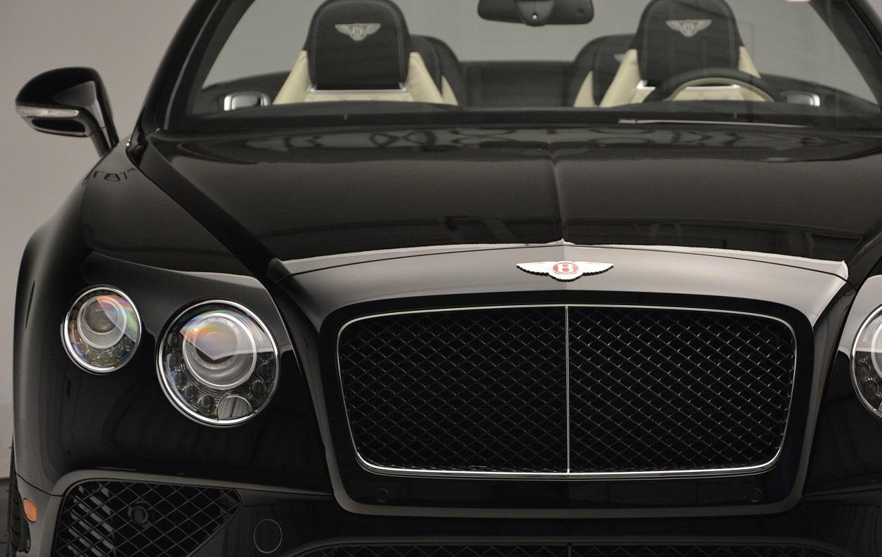 New 2016 Bentley Continental GT V8 S Convertible  For Sale In Westport, CT 13_p28