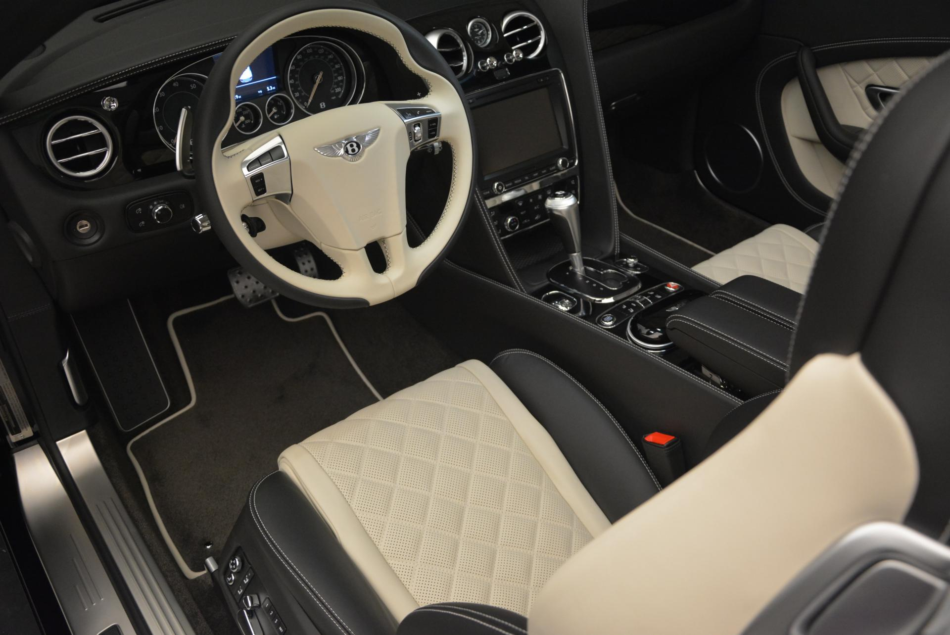 New 2016 Bentley Continental GT V8 S Convertible  For Sale In Westport, CT 13_p31