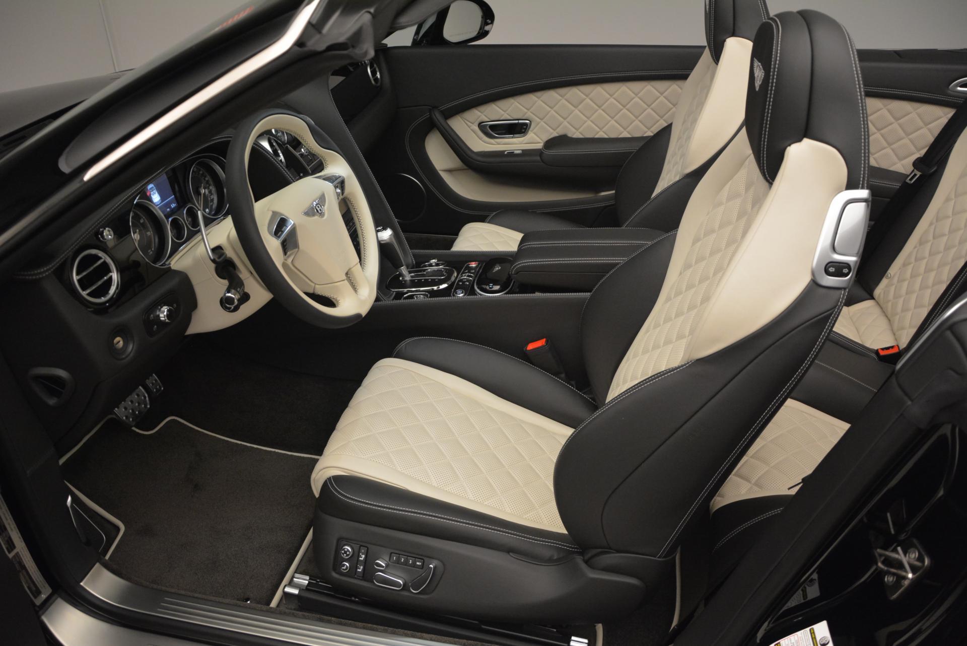 New 2016 Bentley Continental GT V8 S Convertible  For Sale In Westport, CT 13_p32