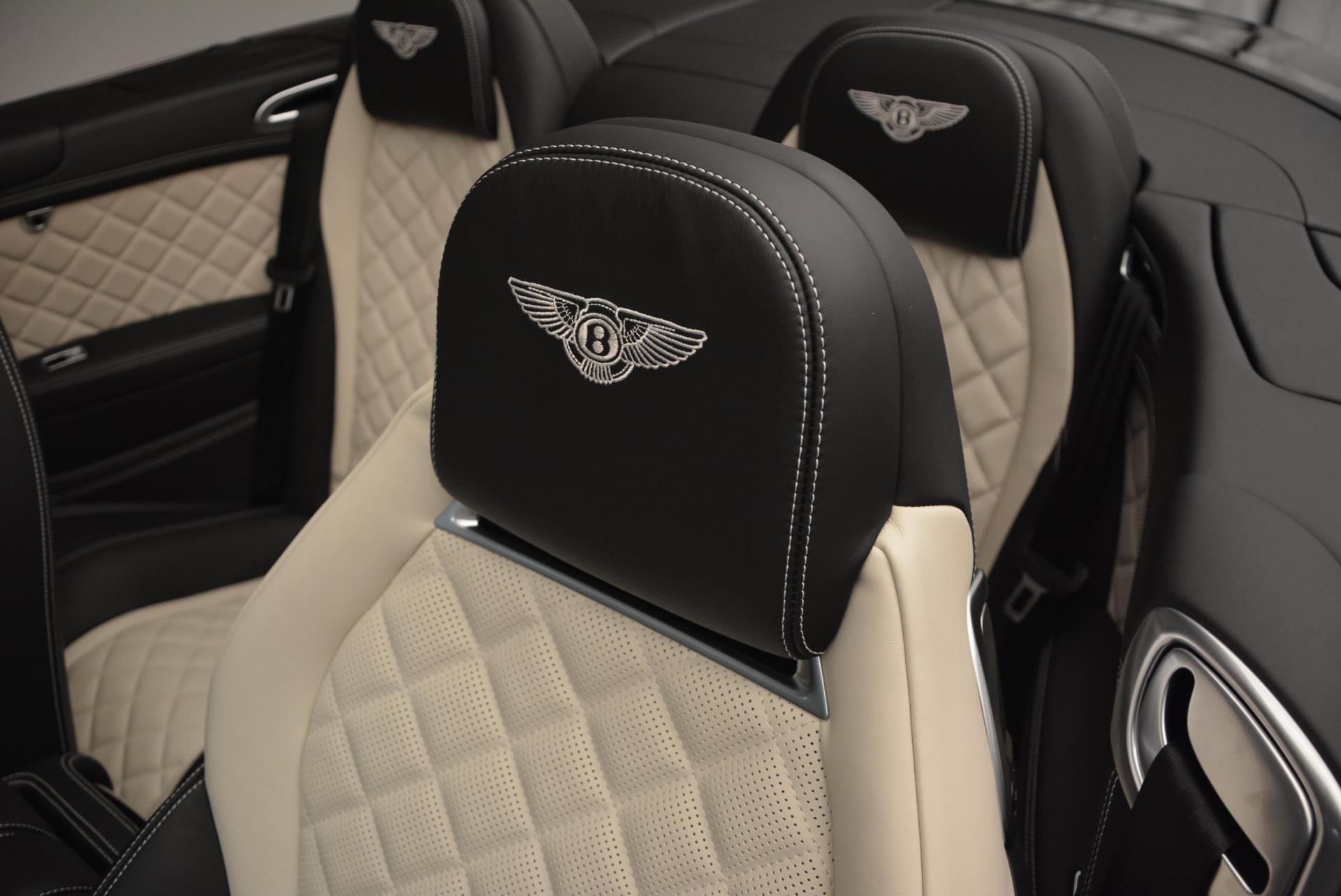 New 2016 Bentley Continental GT V8 S Convertible  For Sale In Westport, CT 13_p34