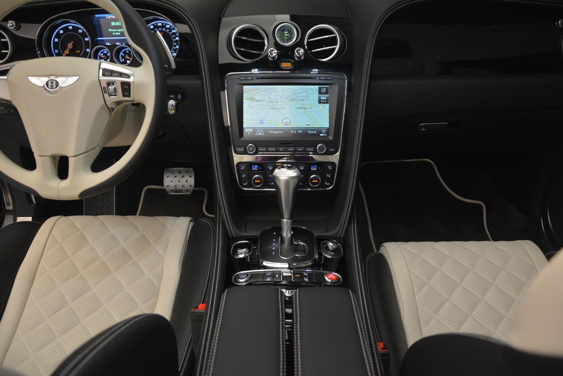 New 2016 Bentley Continental GT V8 S Convertible  For Sale In Westport, CT 13_p37