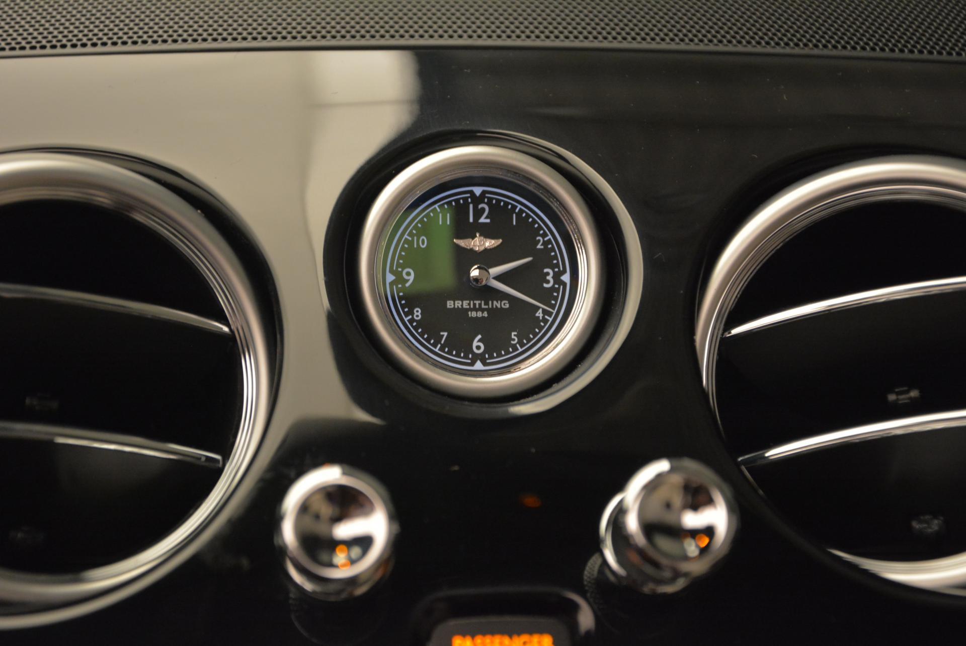 New 2016 Bentley Continental GT V8 S Convertible  For Sale In Westport, CT 13_p39