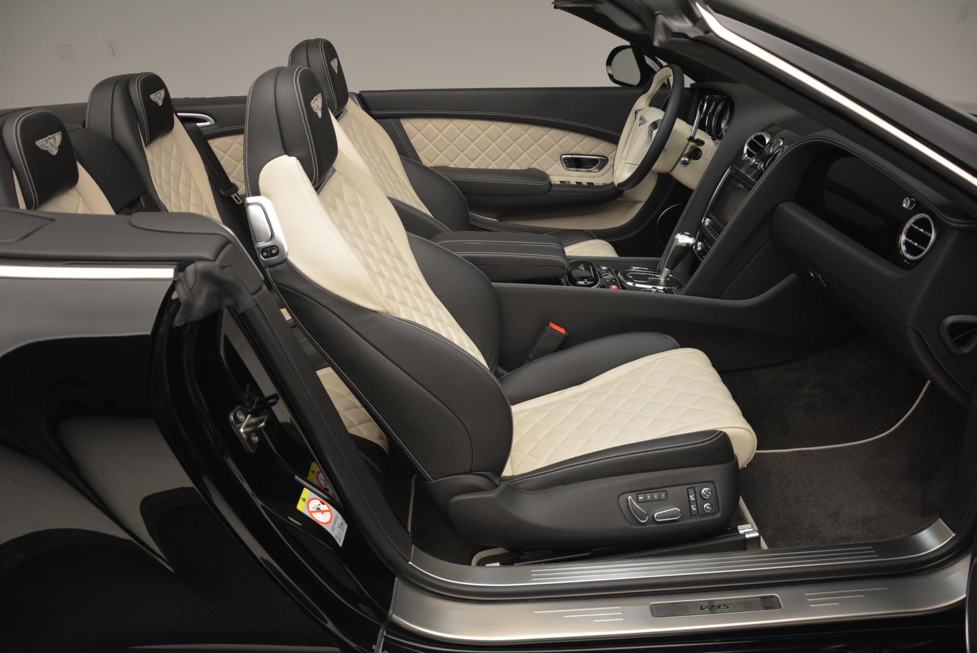 New 2016 Bentley Continental GT V8 S Convertible  For Sale In Westport, CT 13_p40