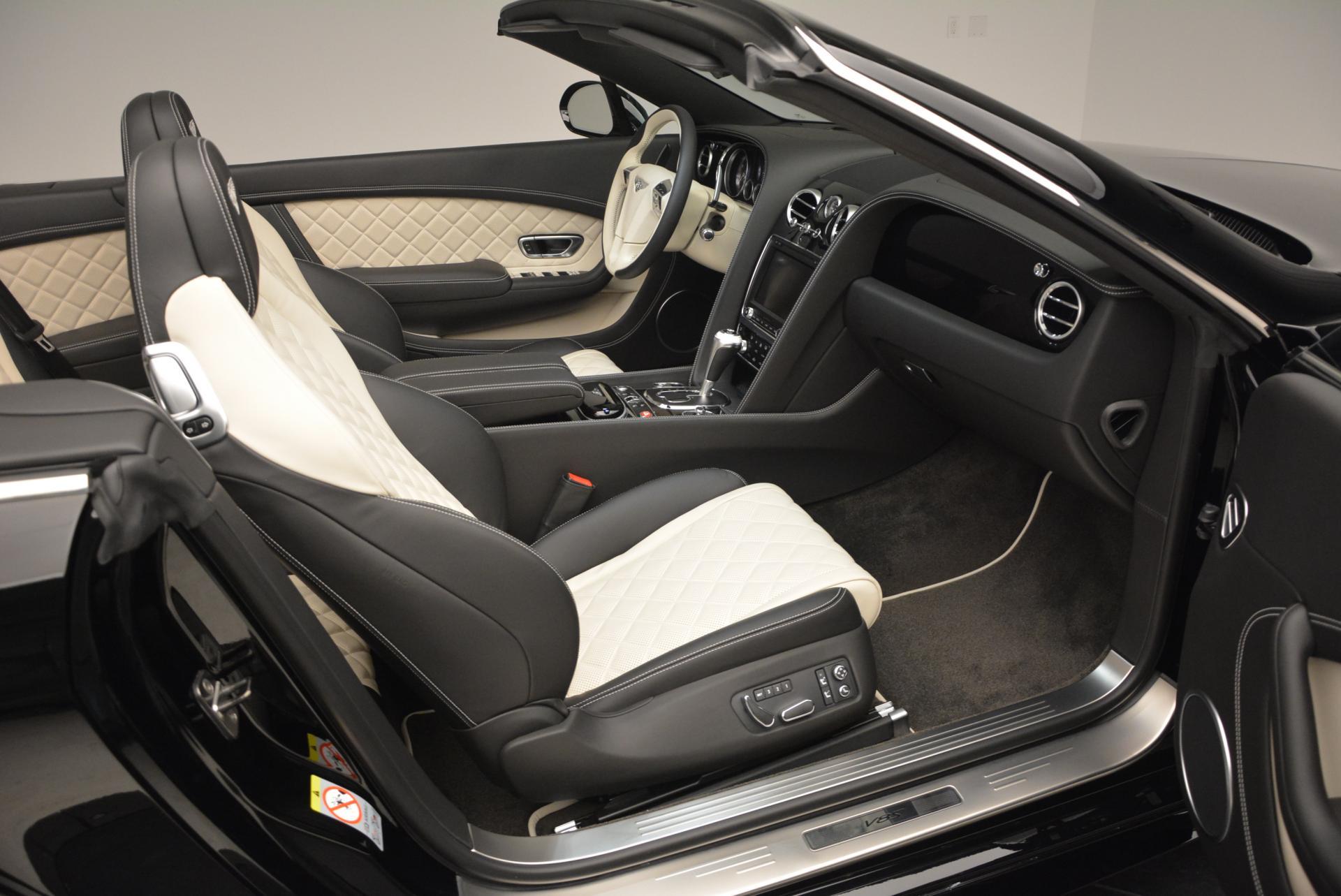 New 2016 Bentley Continental GT V8 S Convertible  For Sale In Westport, CT 13_p41