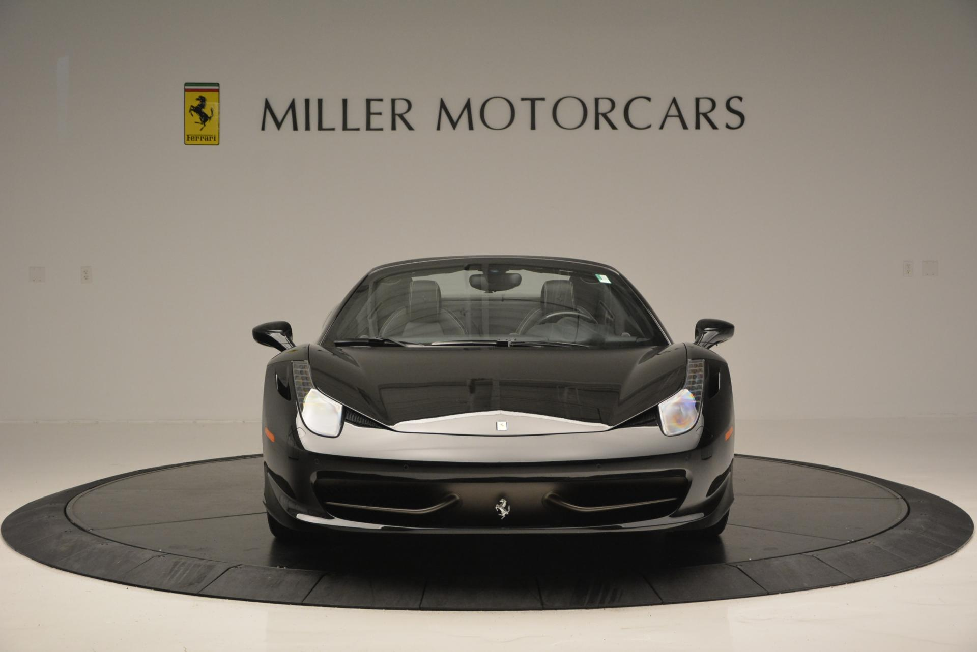 Used 2012 Ferrari 458 Spider  For Sale In Westport, CT 130_p12