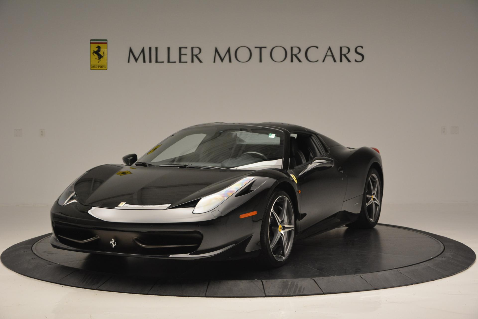 Used 2012 Ferrari 458 Spider  For Sale In Westport, CT 130_p13