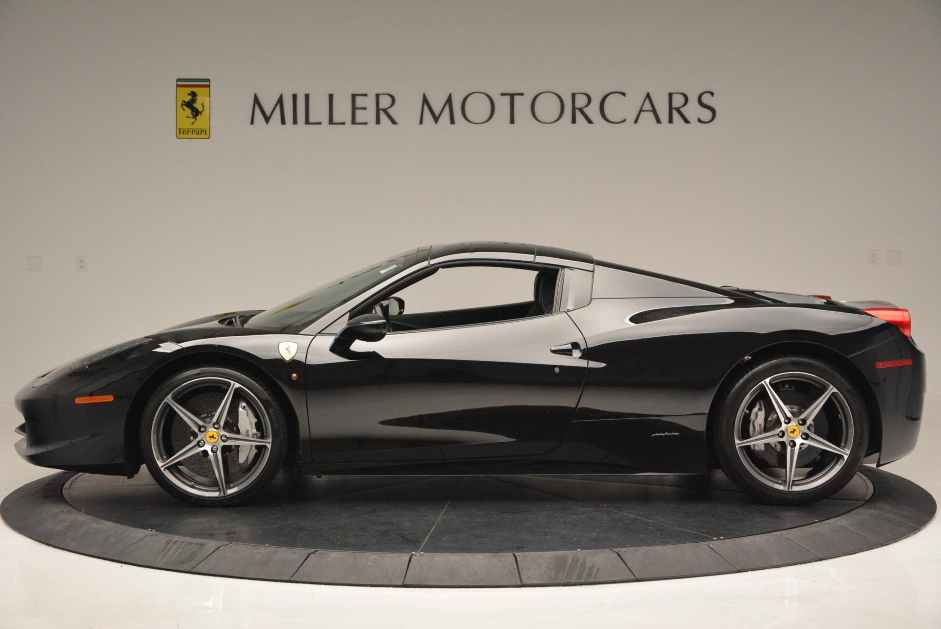 Used 2012 Ferrari 458 Spider  For Sale In Westport, CT 130_p15