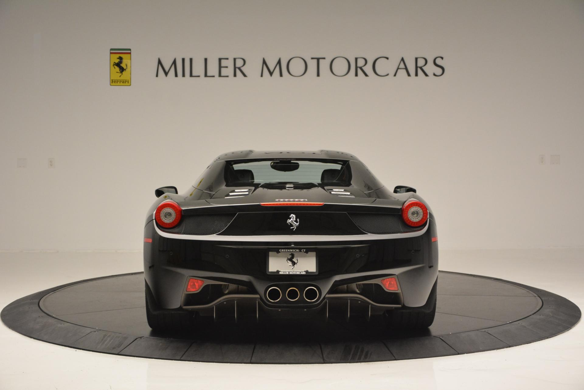 Used 2012 Ferrari 458 Spider  For Sale In Westport, CT 130_p18