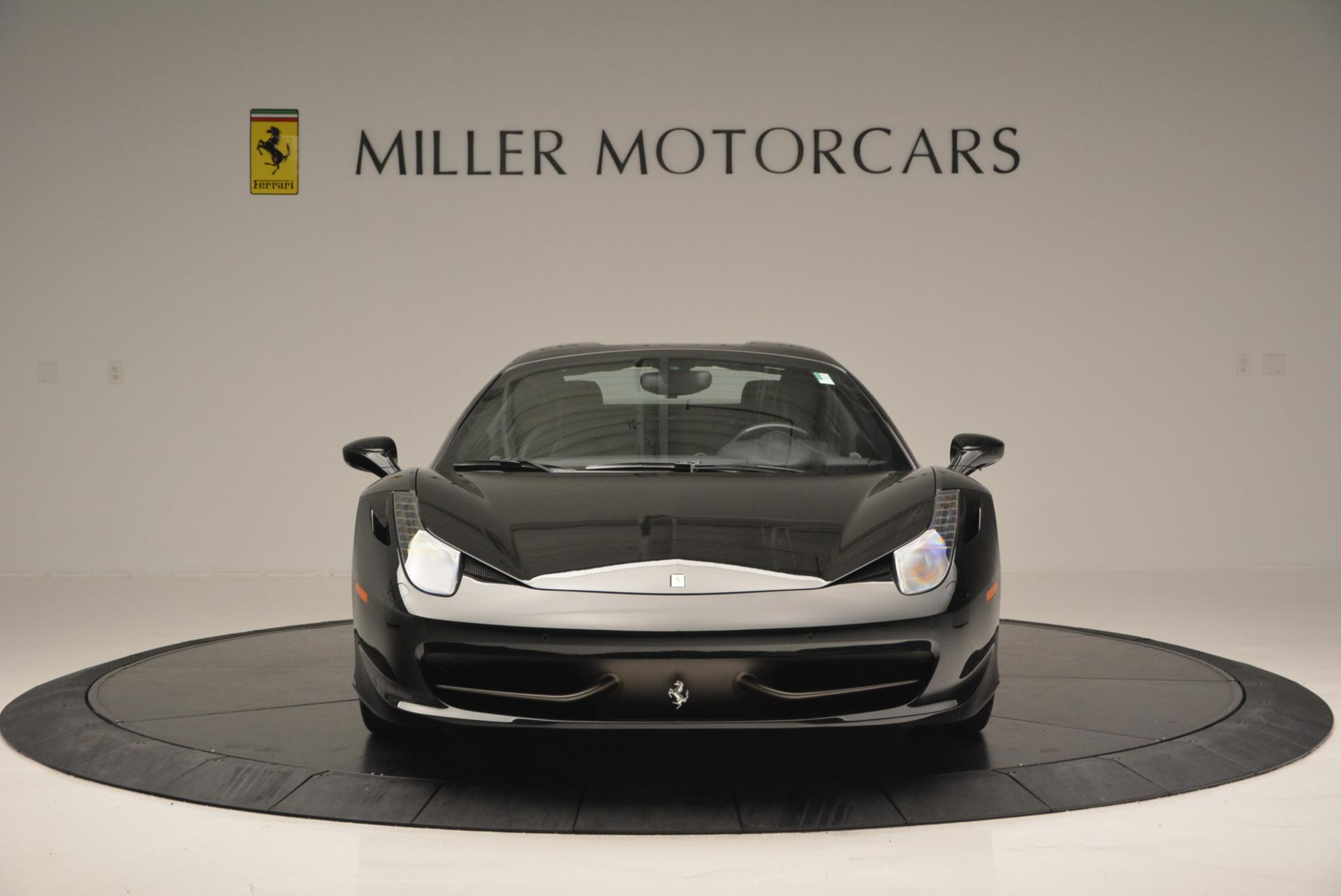 Used 2012 Ferrari 458 Spider  For Sale In Westport, CT 130_p24