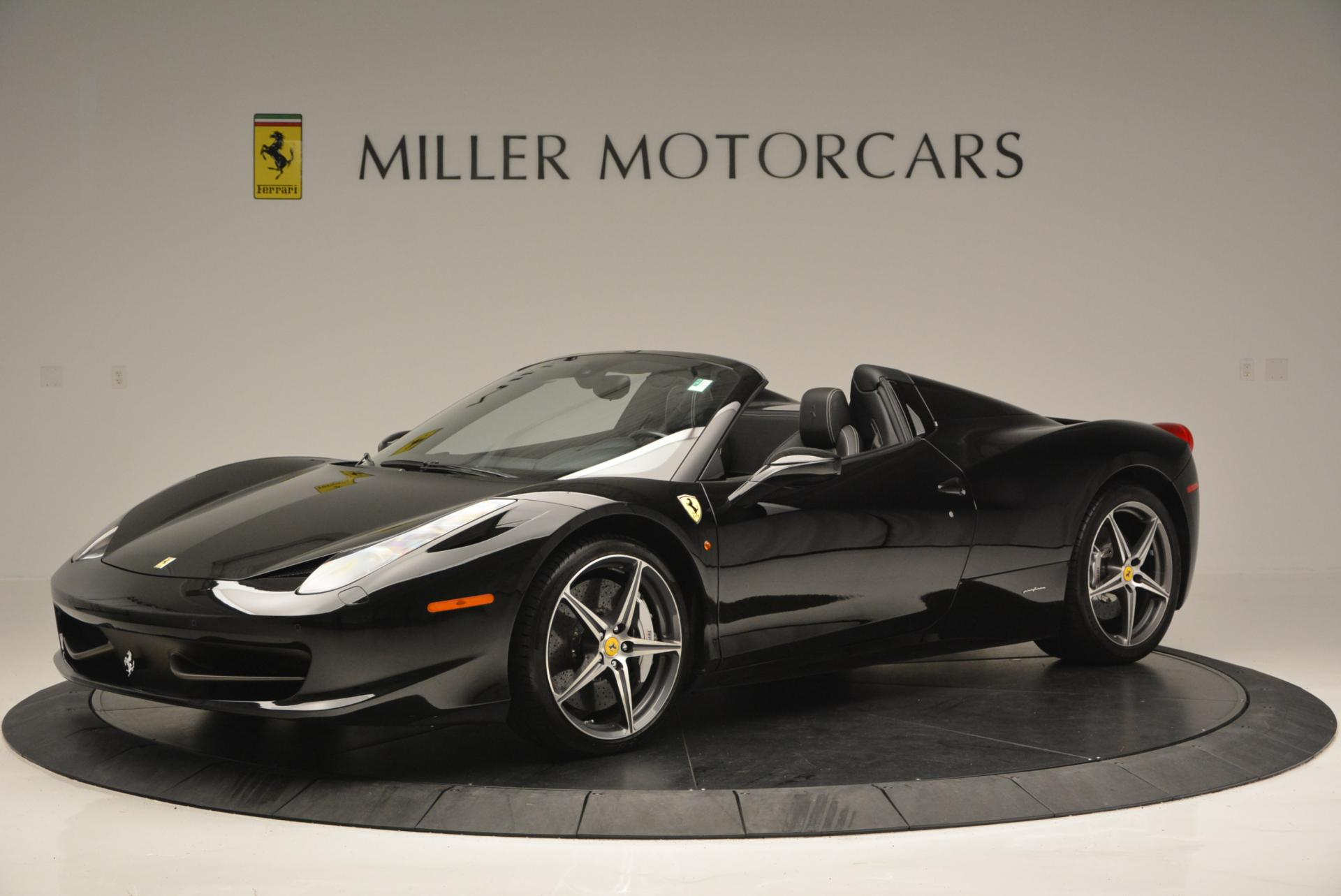 Used 2012 Ferrari 458 Spider  For Sale In Westport, CT 130_p2