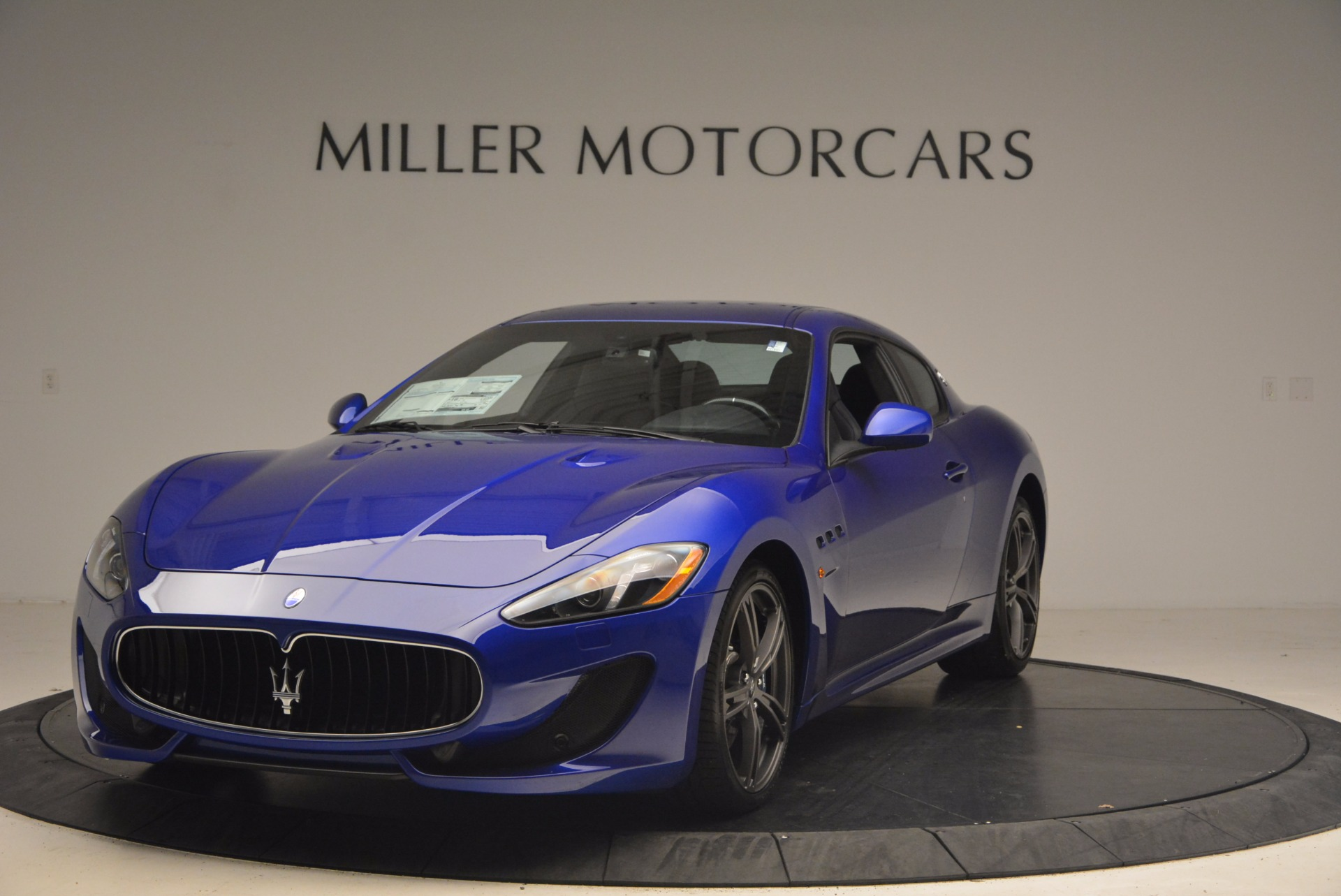 New 2017 Maserati GranTurismo Sport Coupe Special Edition For Sale In Westport, CT 1300_main
