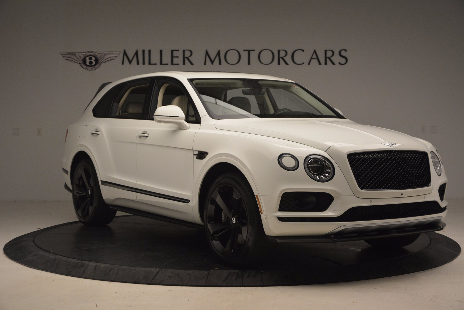 New 2018 Bentley Bentayga Black Edition For Sale In Westport, CT 1302_p11
