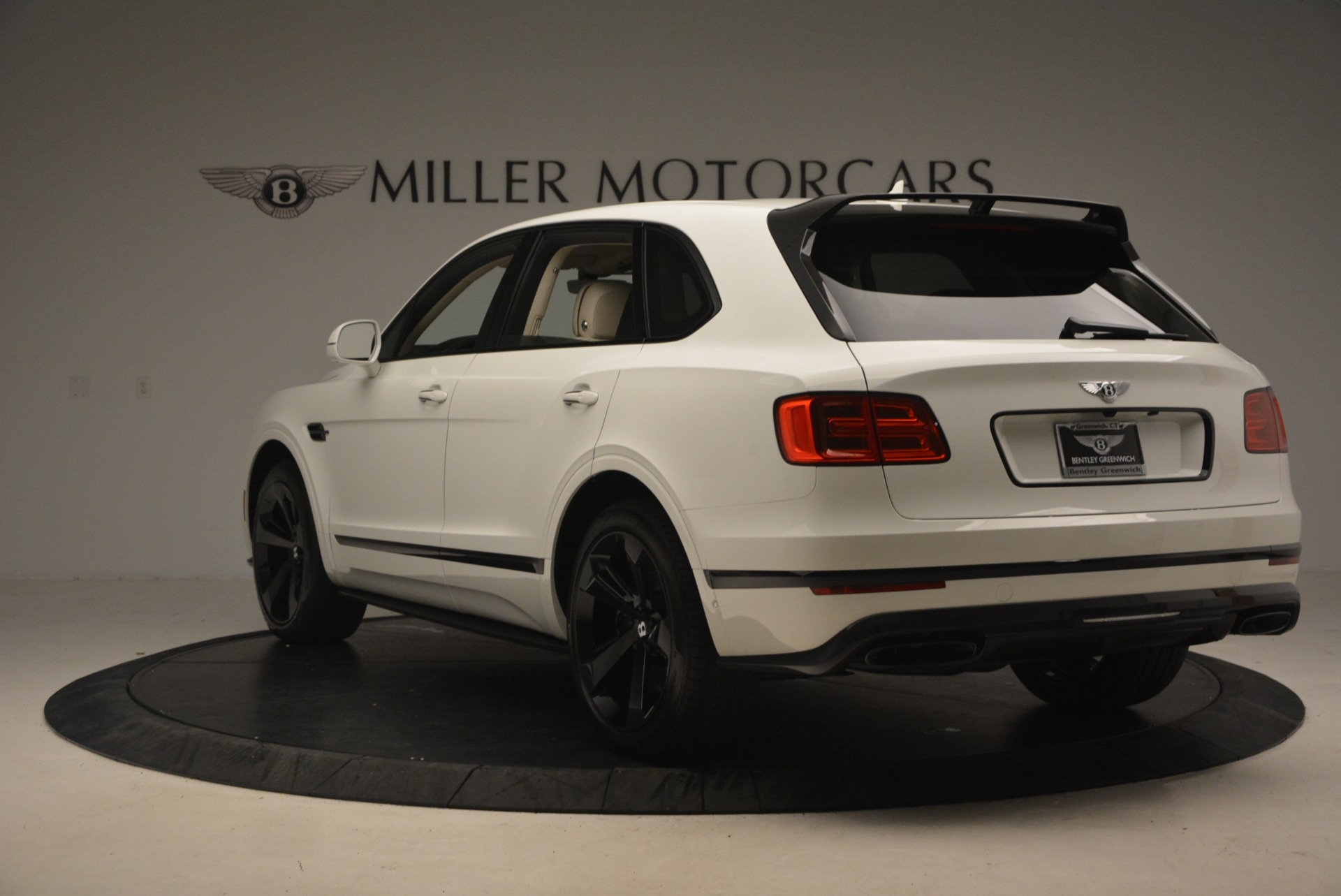 New 2018 Bentley Bentayga Black Edition For Sale In Westport, CT 1302_p5