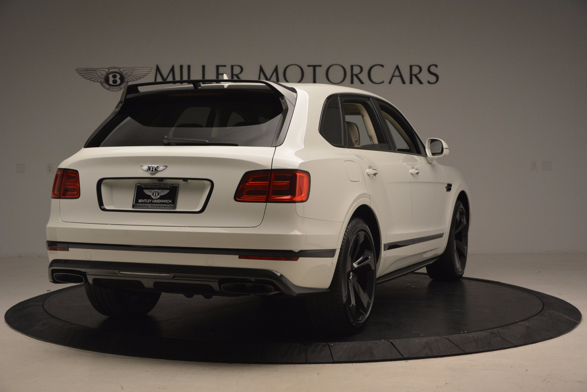 New 2018 Bentley Bentayga Black Edition For Sale In Westport, CT 1302_p7