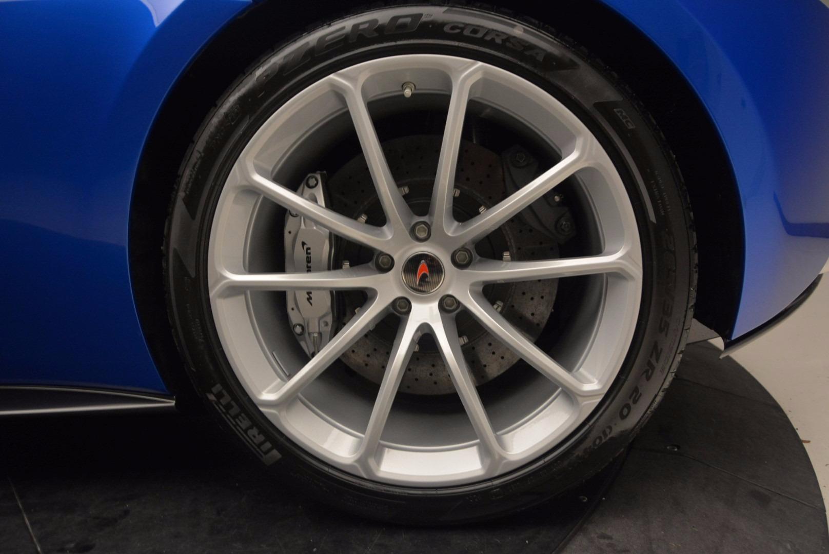 Used 2018 McLaren 570S Spider For Sale In Westport, CT 1303_p25