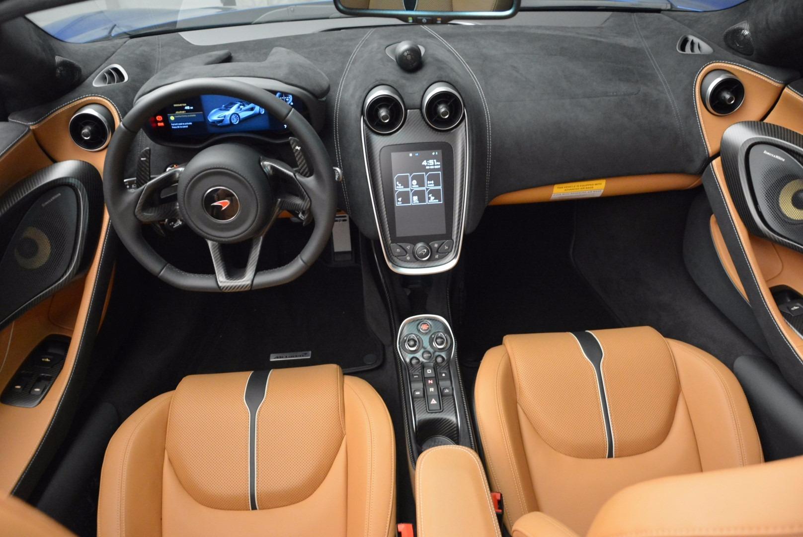 Used 2018 McLaren 570S Spider For Sale In Westport, CT 1303_p28