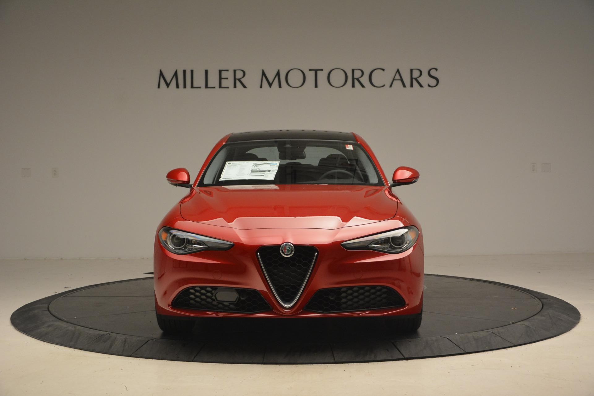New 2017 Alfa Romeo Giulia Ti Q4 For Sale In Westport, CT 1314_p12