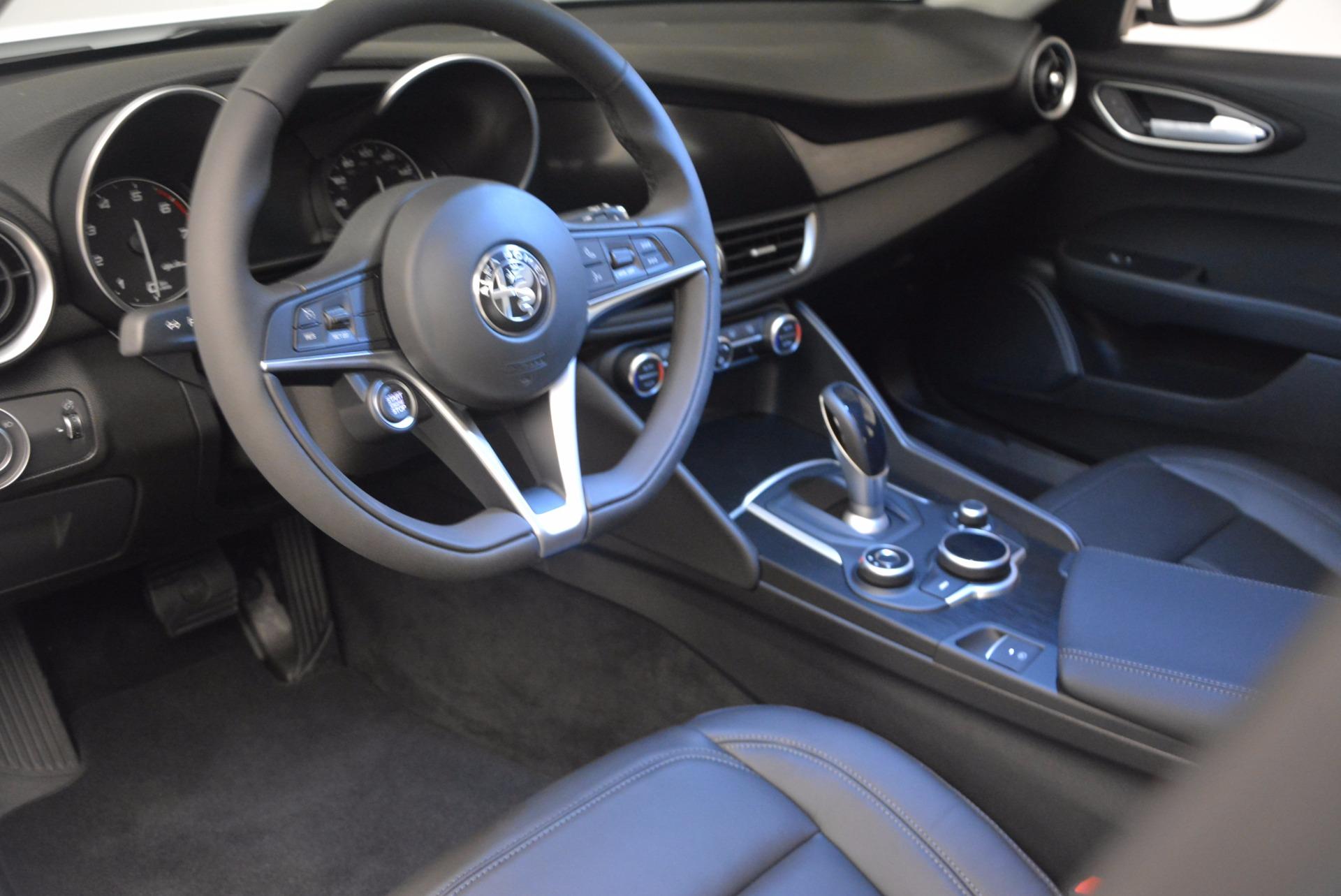 New 2017 Alfa Romeo Giulia Q4 For Sale In Westport, CT 1316_p15