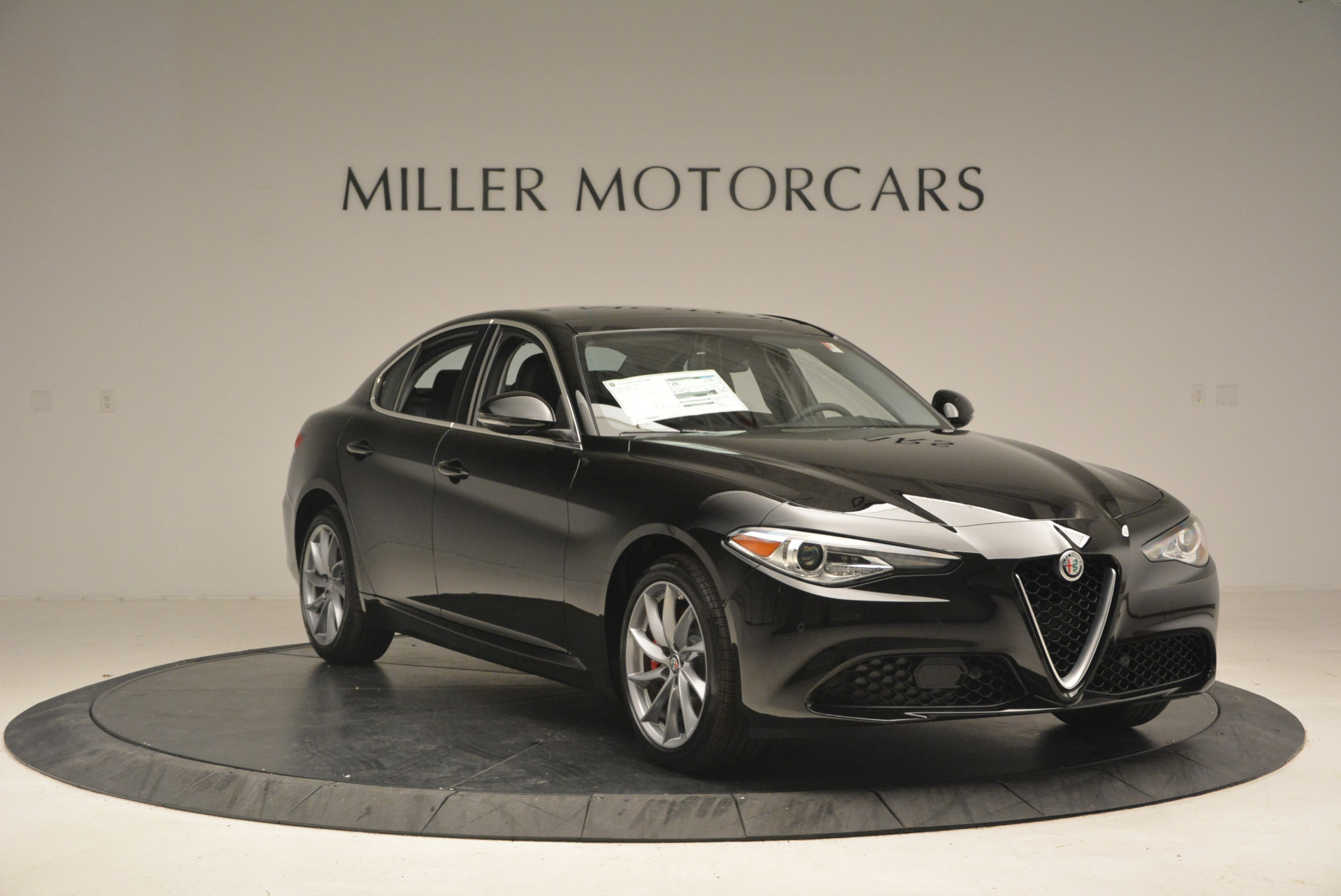 New 2017 Alfa Romeo Giulia Q4 For Sale In Westport, CT 1319_p11