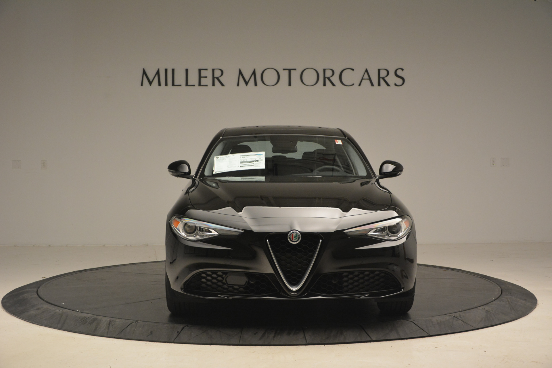 New 2017 Alfa Romeo Giulia Q4 For Sale In Westport, CT 1319_p12