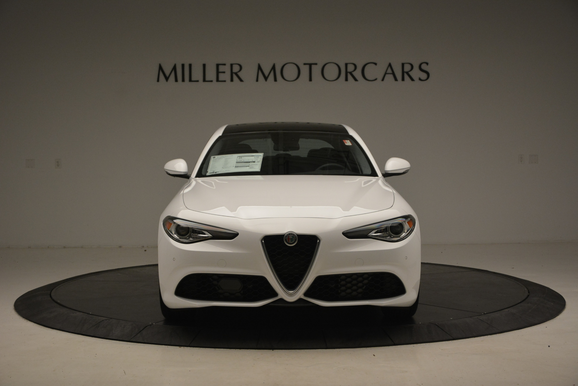 New 2017 Alfa Romeo Giulia Ti Sport Q4 For Sale In Westport, CT 1327_p12